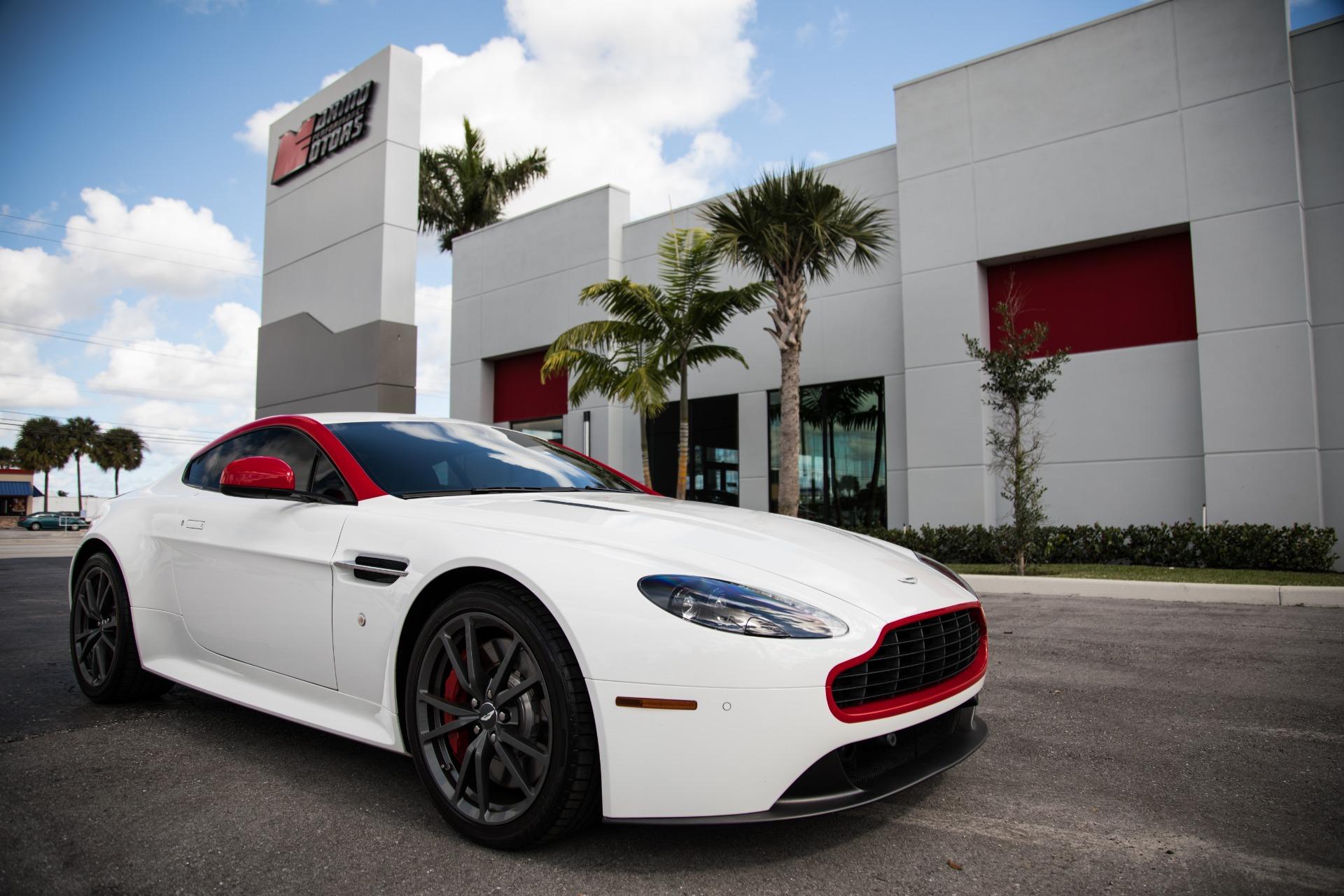 2015 Aston Martin Vantage Gt Ebay