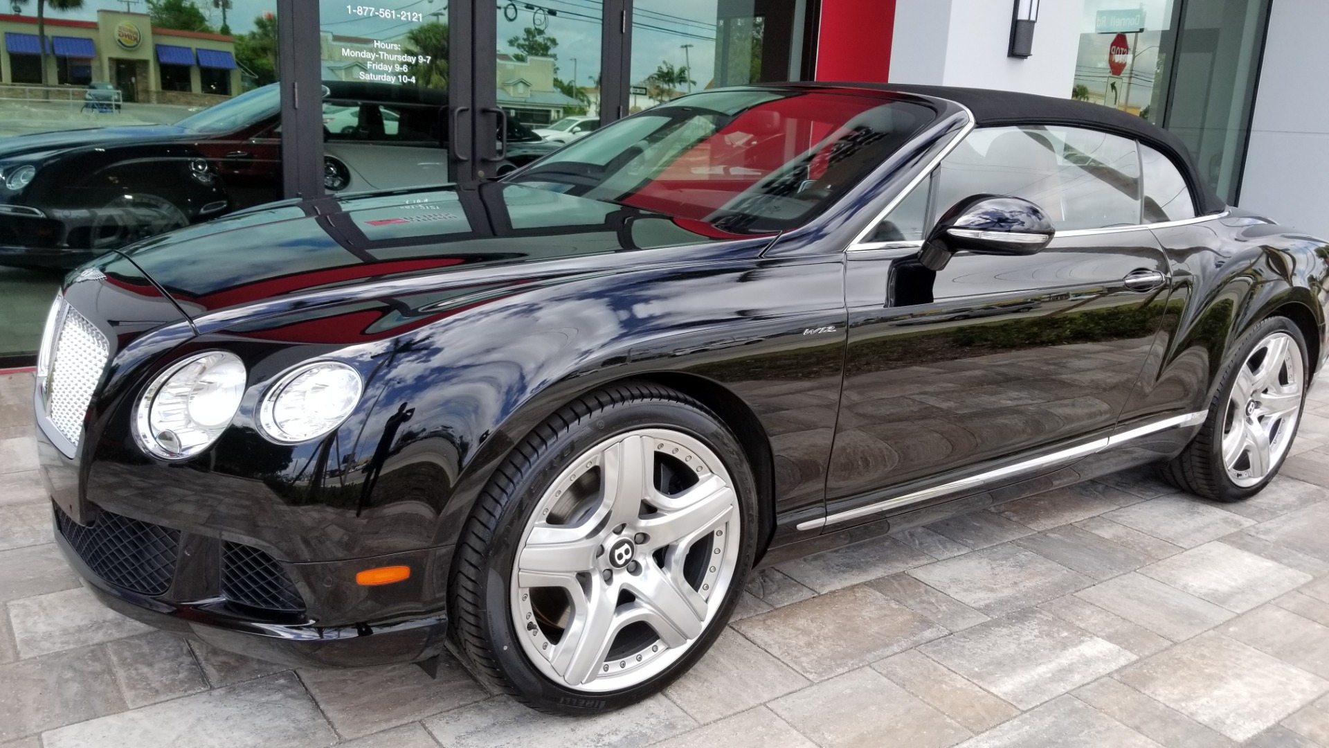 Used 2013 Bentley Continental GTC W12 Convertible GT For Sale