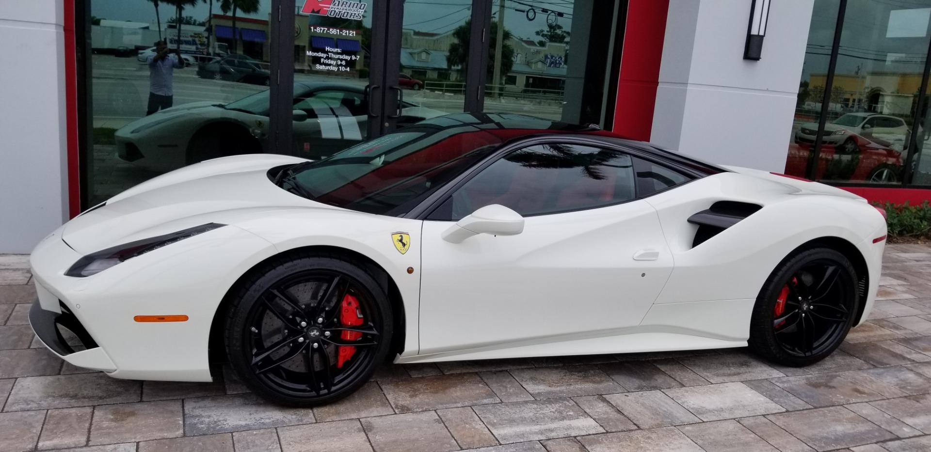 Used 2016 Ferrari 488 Gtb For Sale 309 900 Marino Performance Motors Stock G0214971