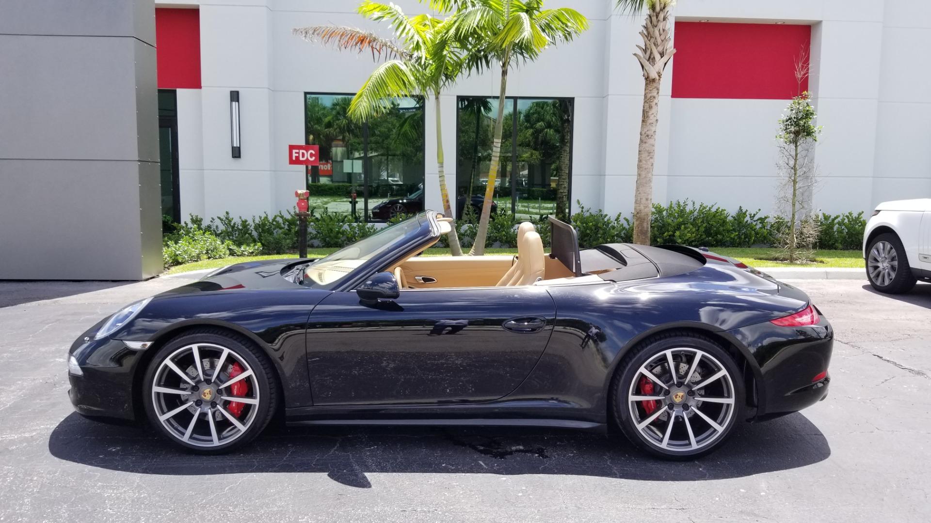 Used 2013 Porsche 911 Carrera 4s Cabriolet Carrera 4s For Sale
