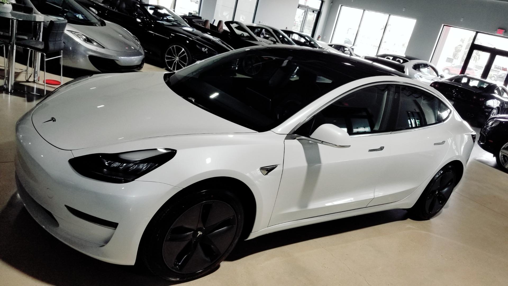 Used 2018 Tesla Model 3 Long Range For Sale ($55,900 ...