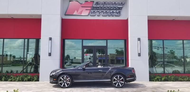 Used 2014 Bentley Continental Gt V8 S Convertible For Sale 129 900