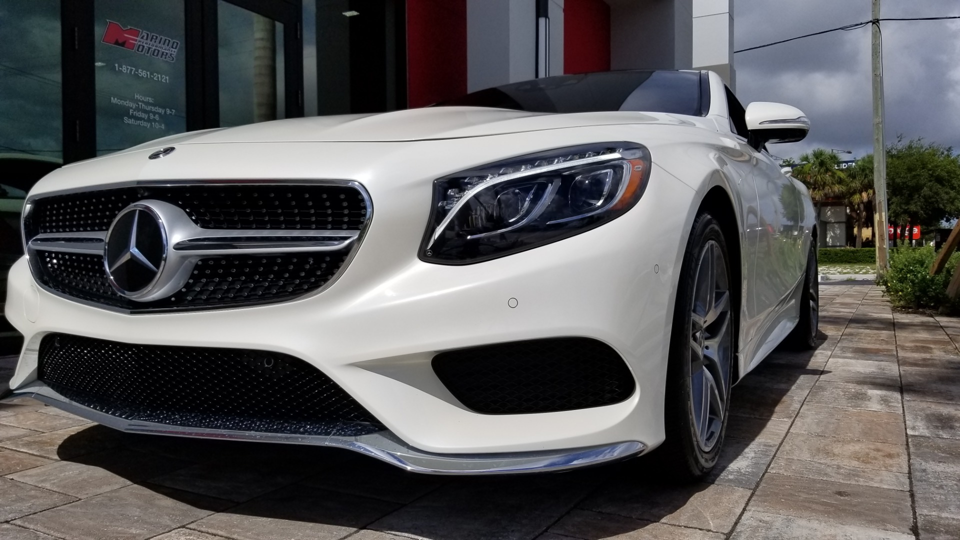 Used 2017 Mercedes-Benz S-Class S550 4-Matic Coupe For Sale