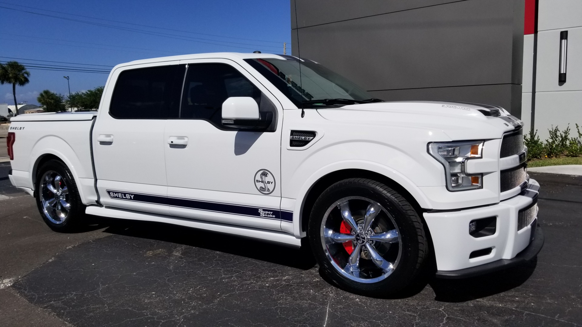 2017 Shelby F150 For Sale >> Used 2017 Ford F 150 Shelby Super Snake For Sale Special Pricing