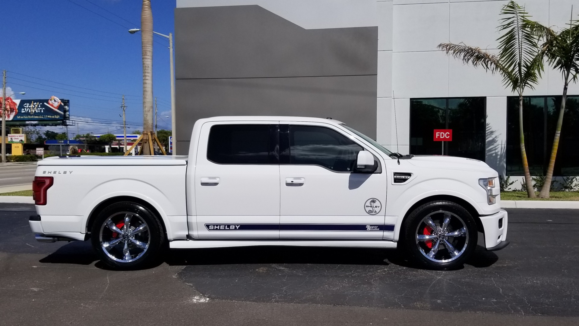 Ford F 150 Shelby Super Snake >> Used 2017 Ford F 150 Shelby Super Snake For Sale Special