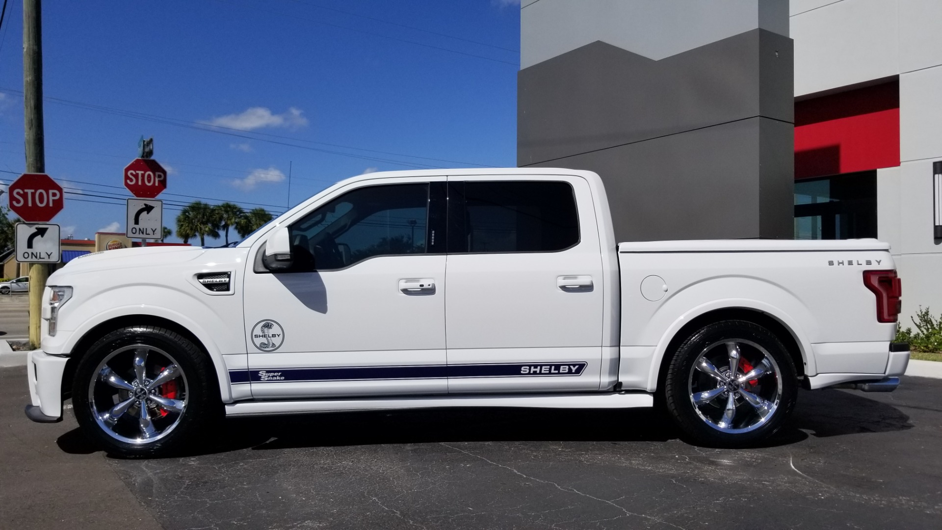 Shelby F150 For Sale >> Used 2017 Ford F 150 Shelby Super Snake For Sale Special Pricing
