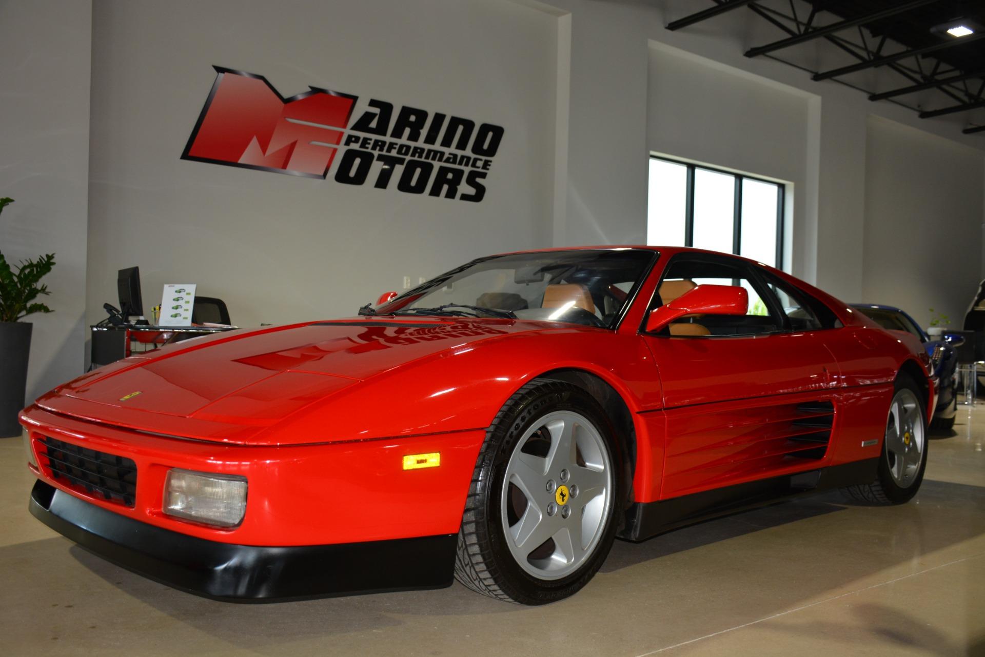 Used-1992-Ferrari-348-TB
