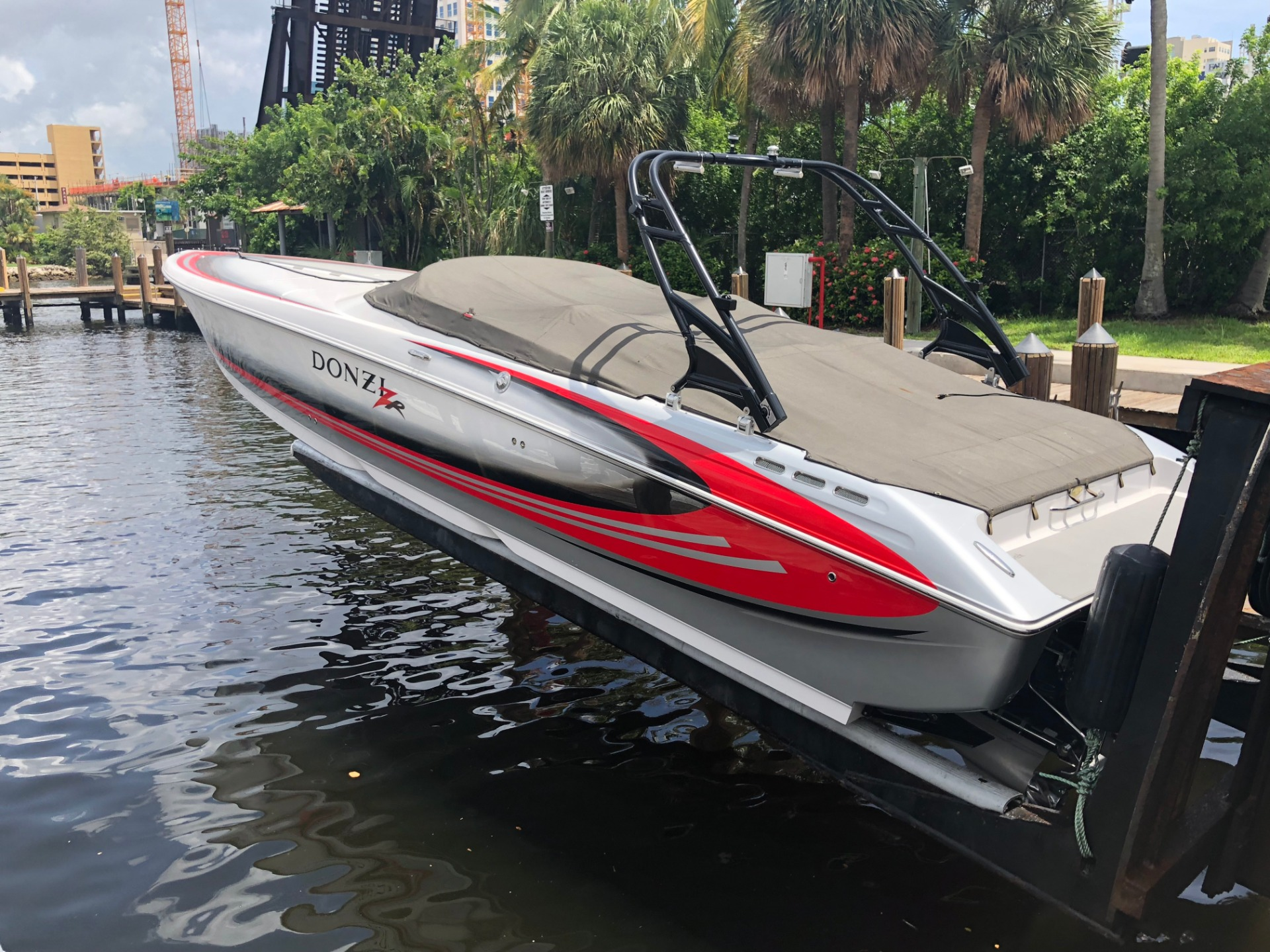 Used 2007 Donzi 35ZR Twin MV10 625HP For Sale (Special