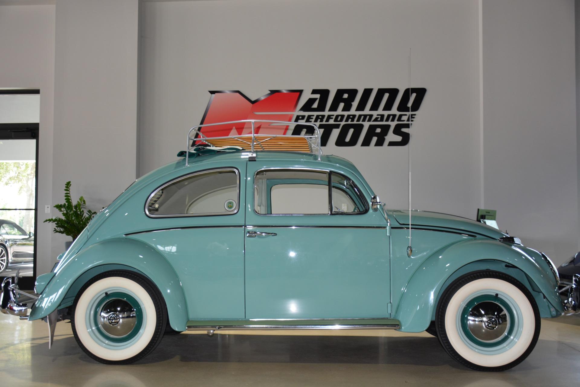Used 1961 Vw Beetle Ragtop