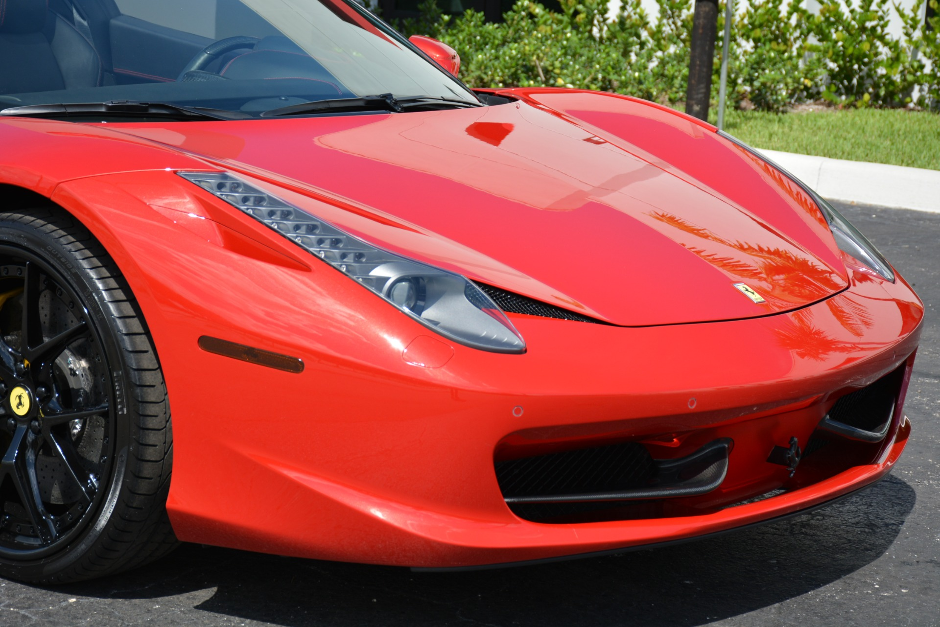 Used 2015 Ferrari 458 Spider For Sale 224 900 Marino