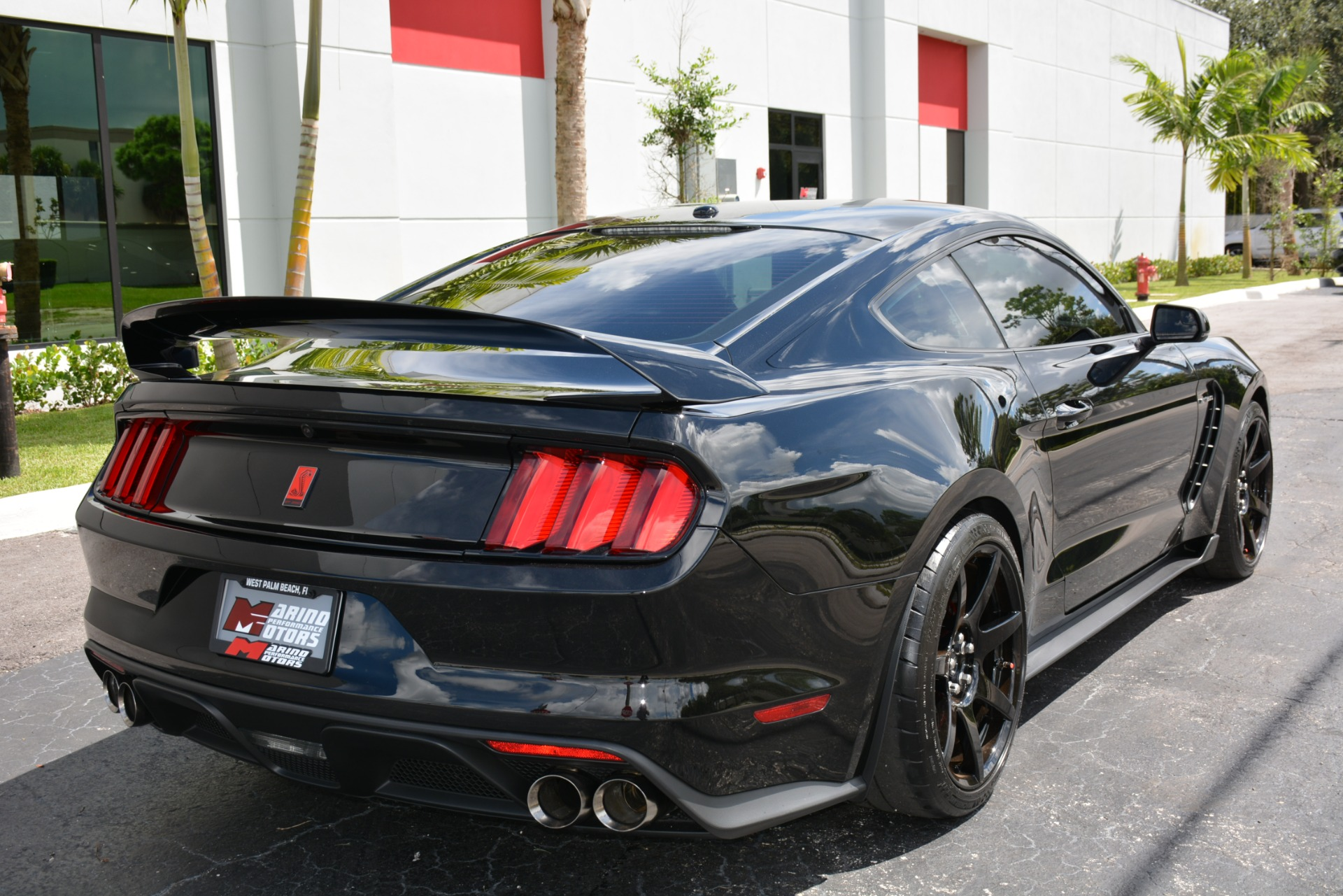 Used 2018 Ford Shelby GT350R Shelby GT350R For Sale ($74,900) | Marino Performance Motors Stock ...