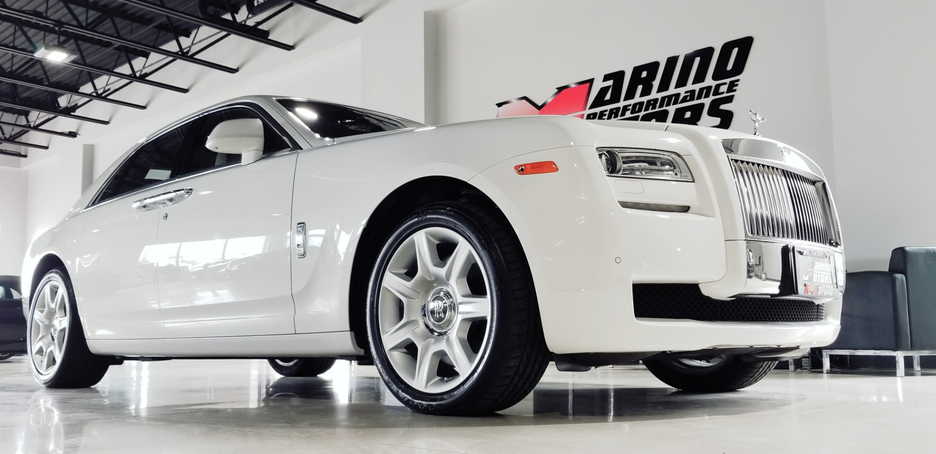 Used 2013 Rolls-Royce Ghost For Sale ($139,900)