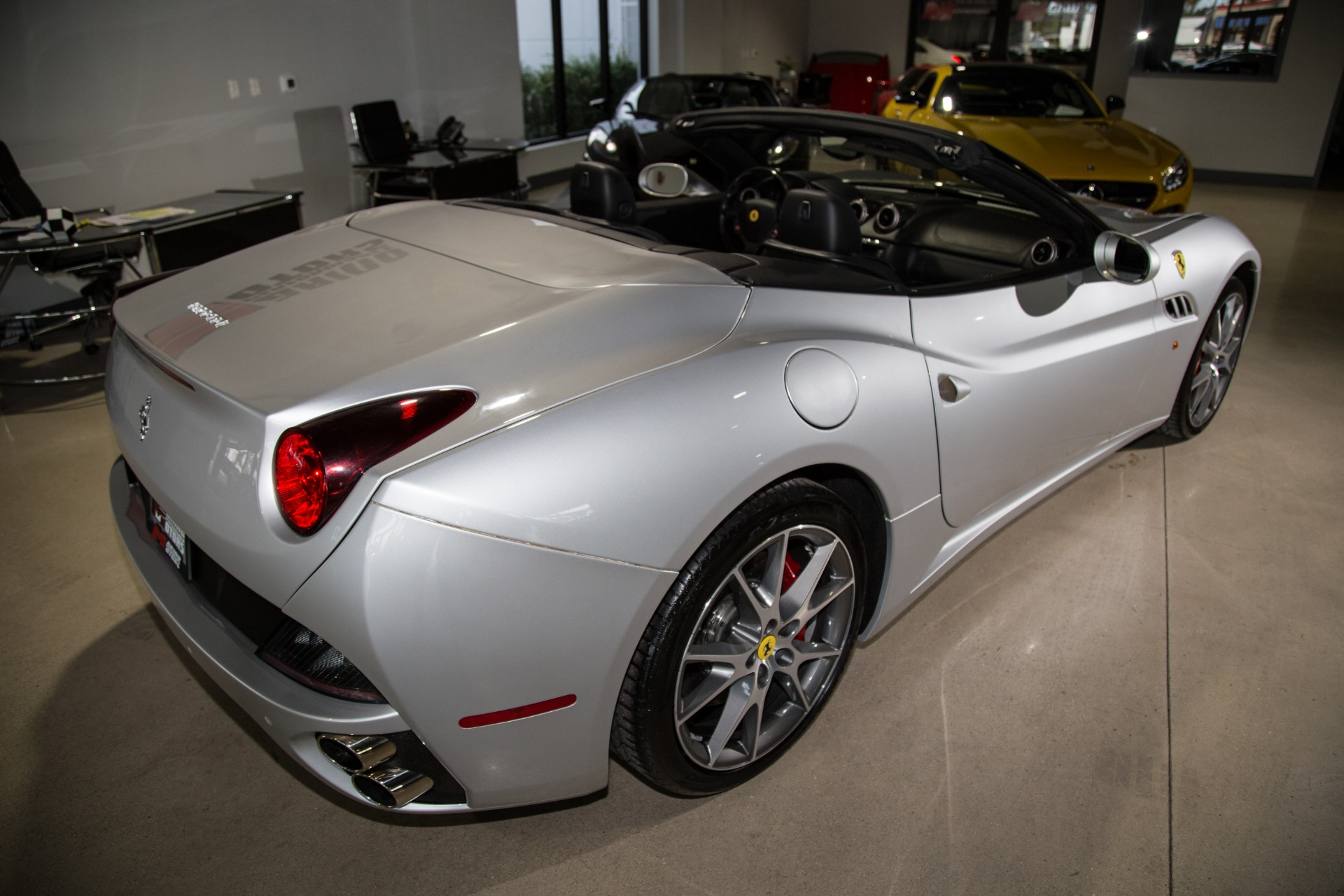 Used 2010 Ferrari California For Sale ($99,900)
