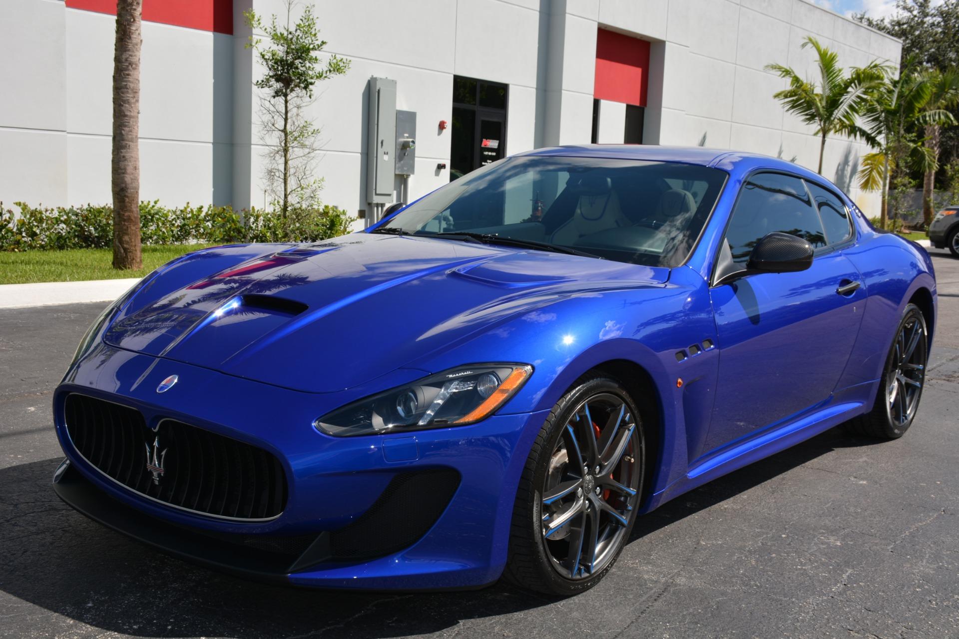 Used 2015 Maserati GranTurismo MC Centennial For Sale ...