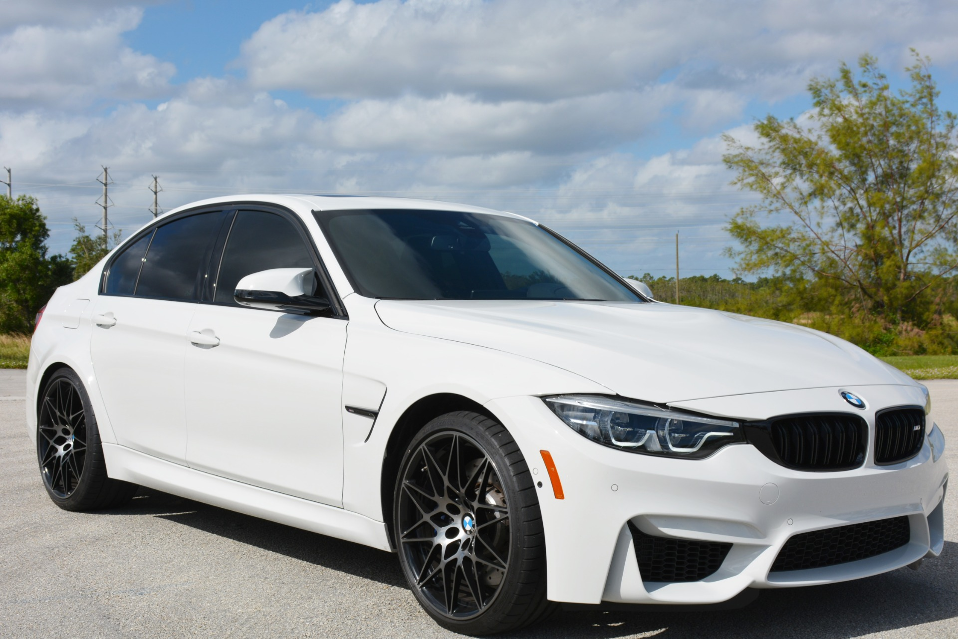 used 2018 bmw m3 for sale 64 900 marino performance. Black Bedroom Furniture Sets. Home Design Ideas