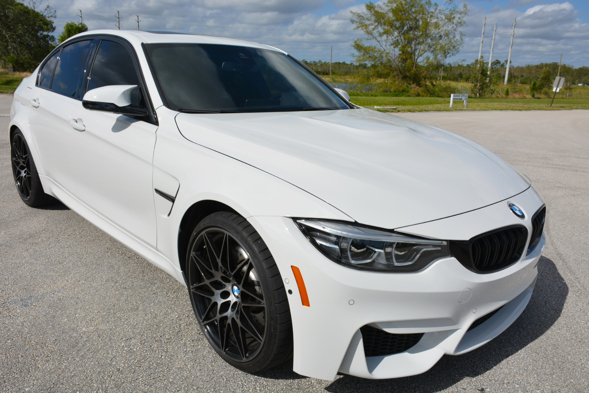 Used 2018 BMW M3 For Sale ($64,900)