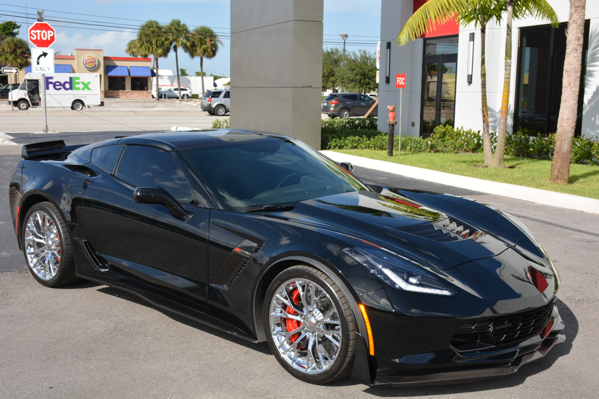 Used 2015 Chevrolet Corvette Z06 3LZ For Sale ($67,900