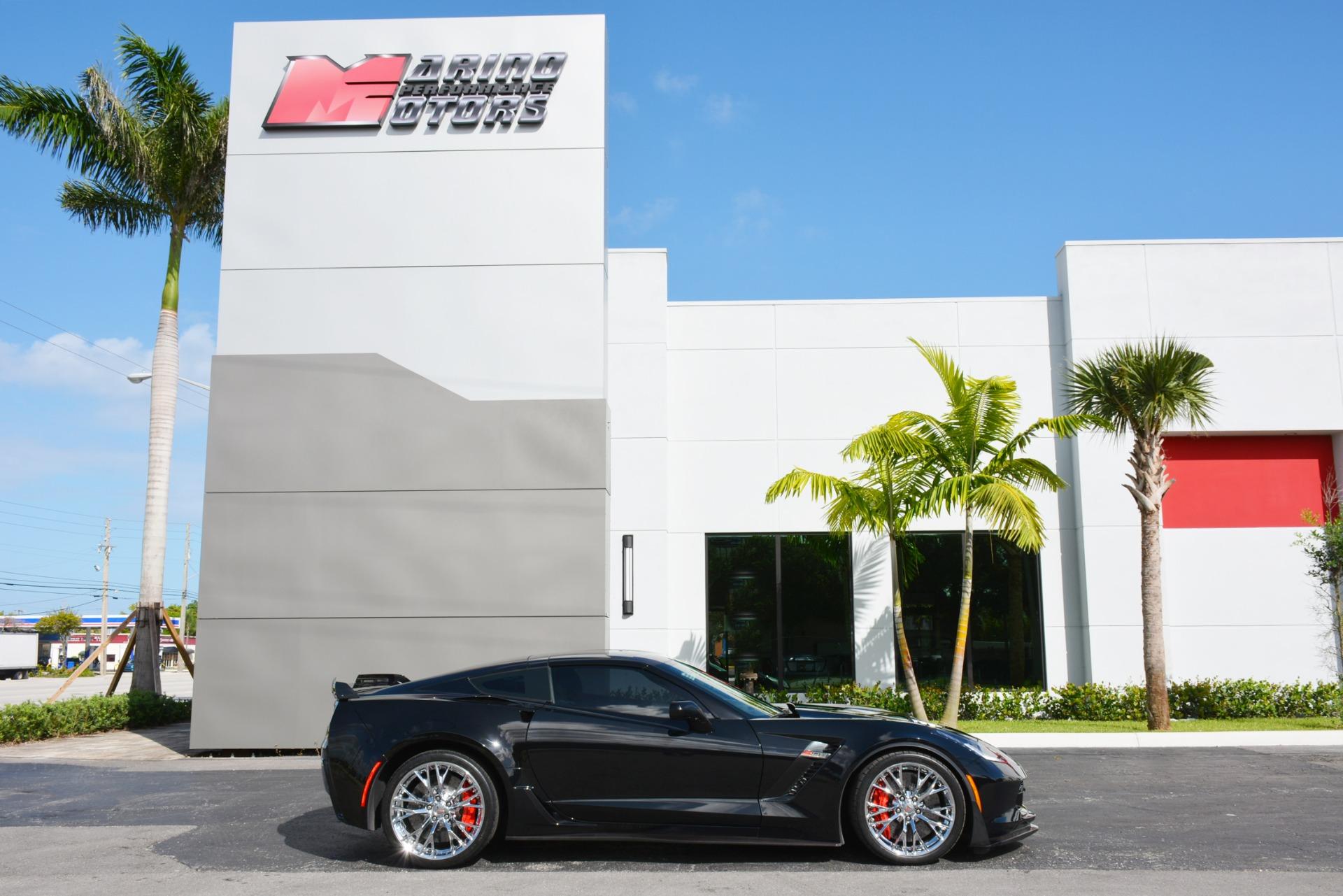 Used 2015 Chevrolet Corvette Z06 3LZ For Sale $67 900