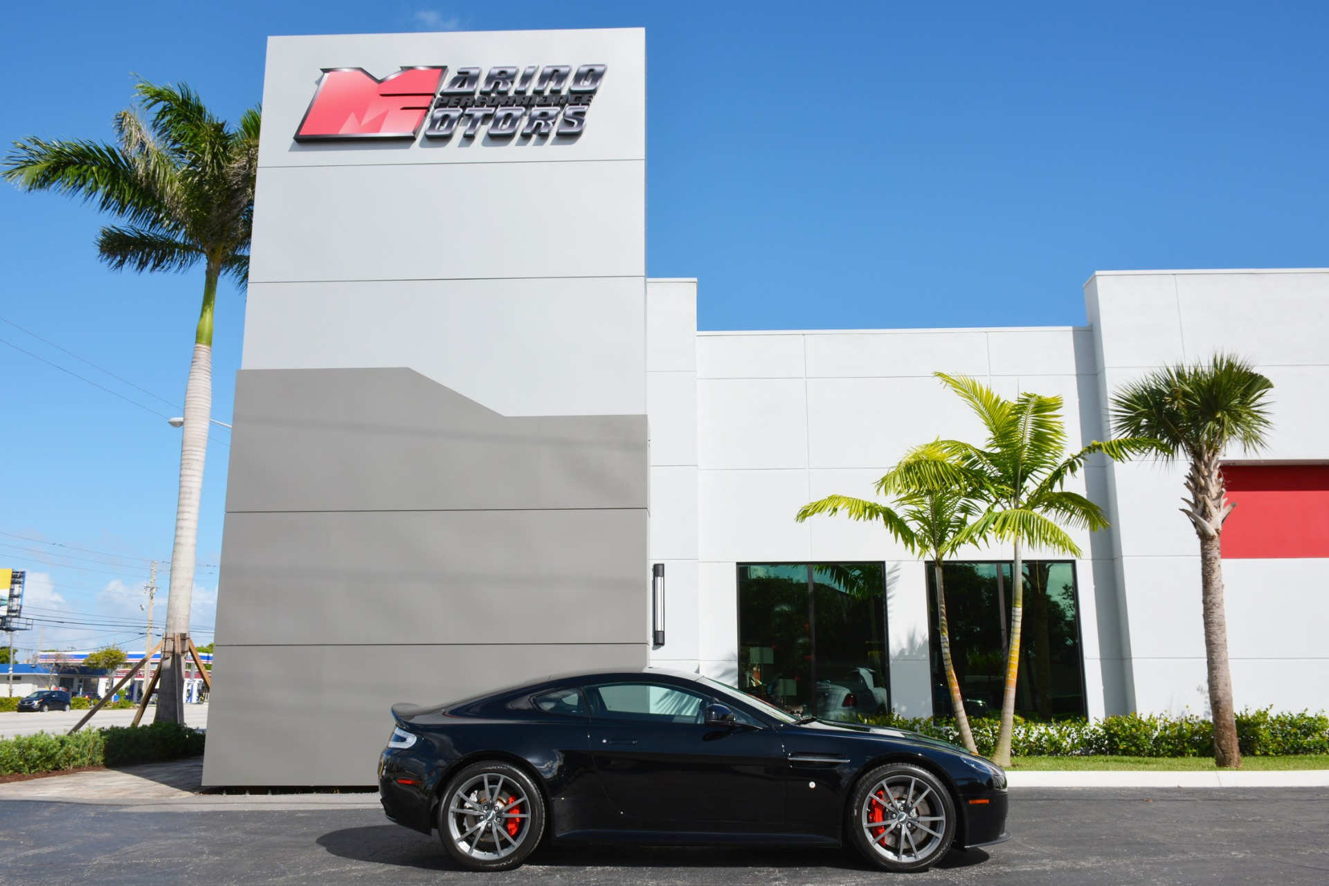 Used 2015 Aston Martin V8 Vantage Gt For Sale 76 900 Marino