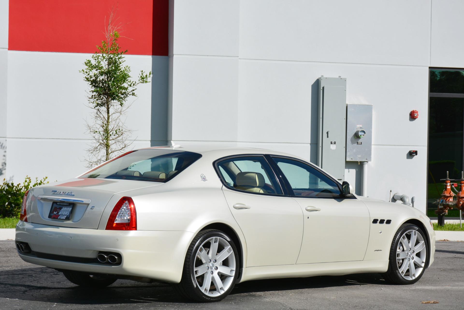 Used 2011 Maserati Quattroporte S S For Sale ($39,900 ...