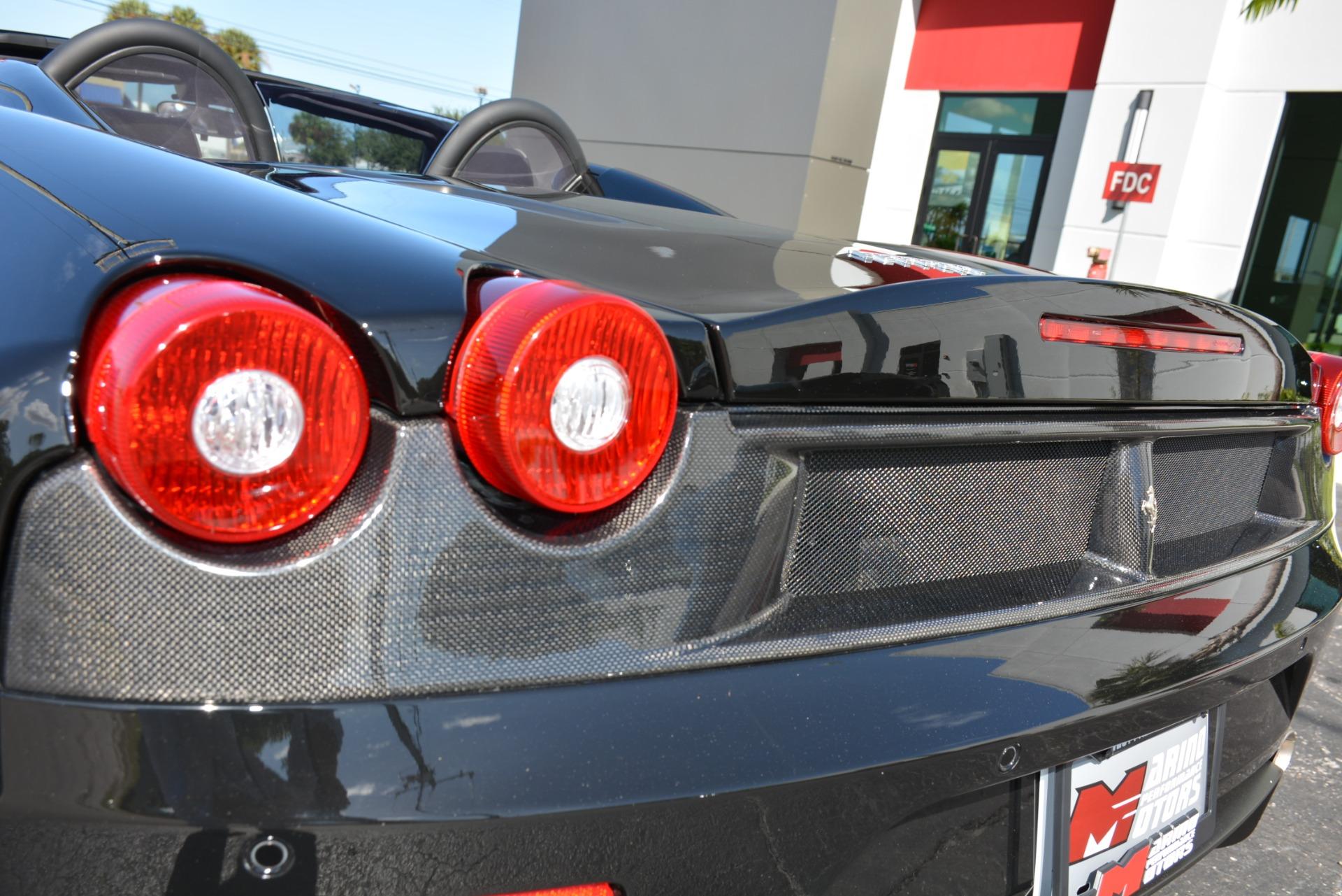 Used-2007-Ferrari-F430-Spider