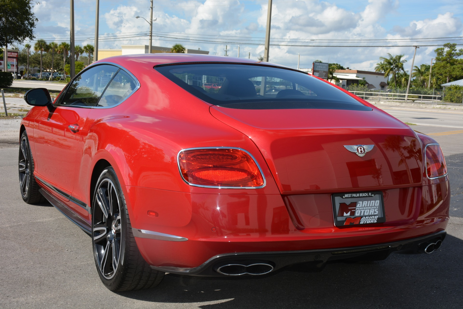 Used 2013 Bentley Continental GT V8 For Sale $99 900