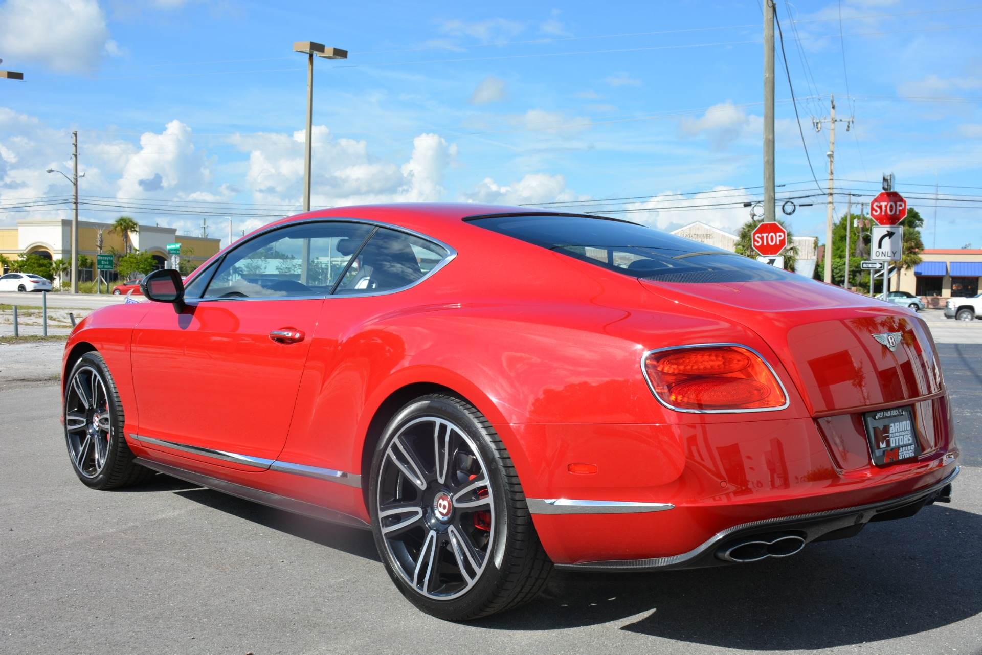 Used 2013 Bentley Continental GT V8 For Sale Special Pricing