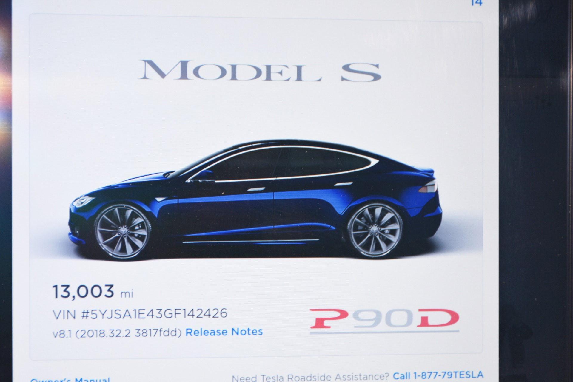 Used 2016 Tesla Model S P90D For Sale ($79,900) | Marino