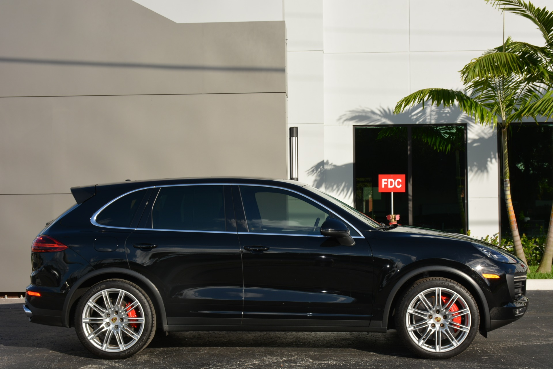 Used 2016 Porsche Cayenne Turbo For Sale 67 900 Marino Performance Motors Stock A89095