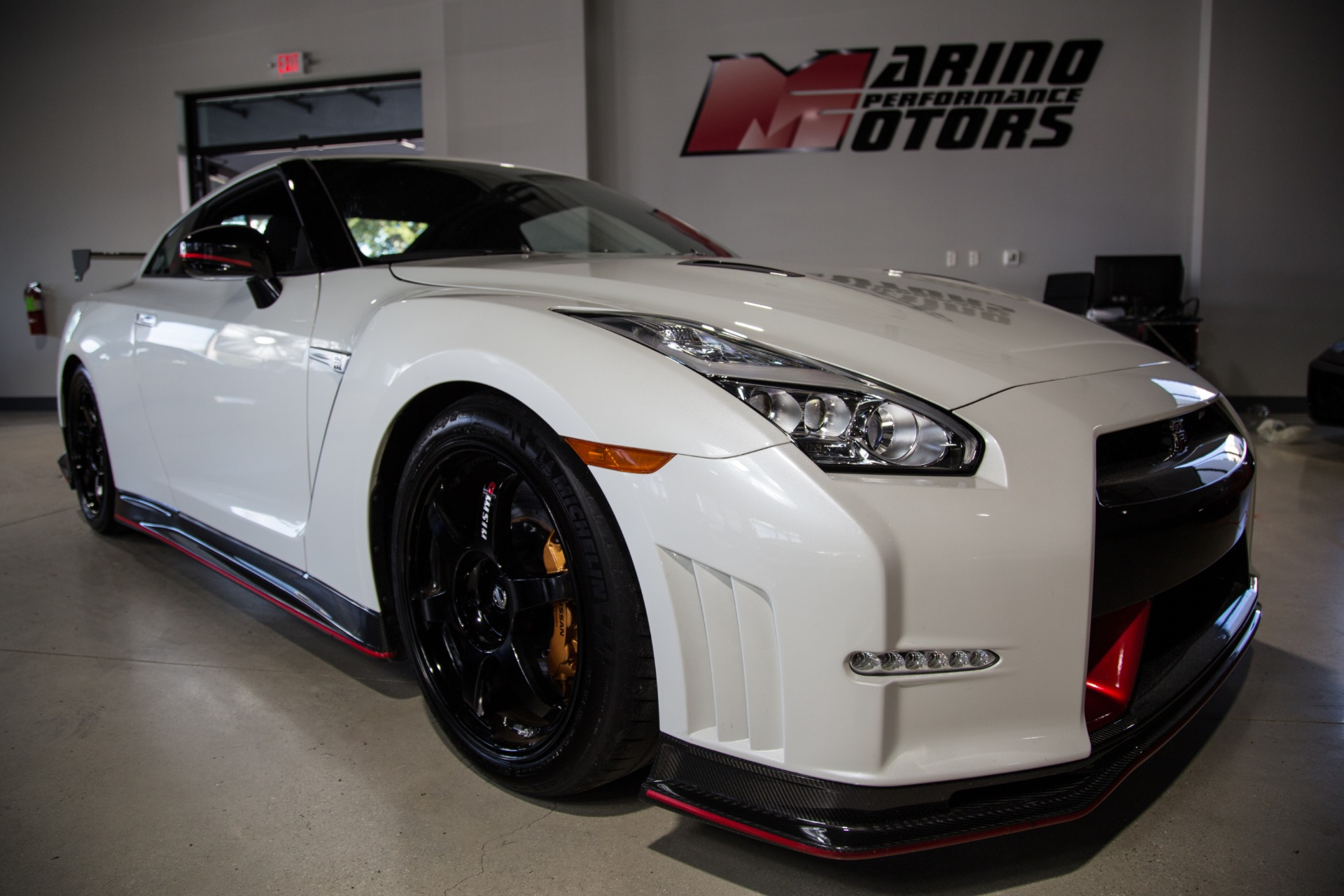 Used-2016-Nissan-GT-R-NISMO
