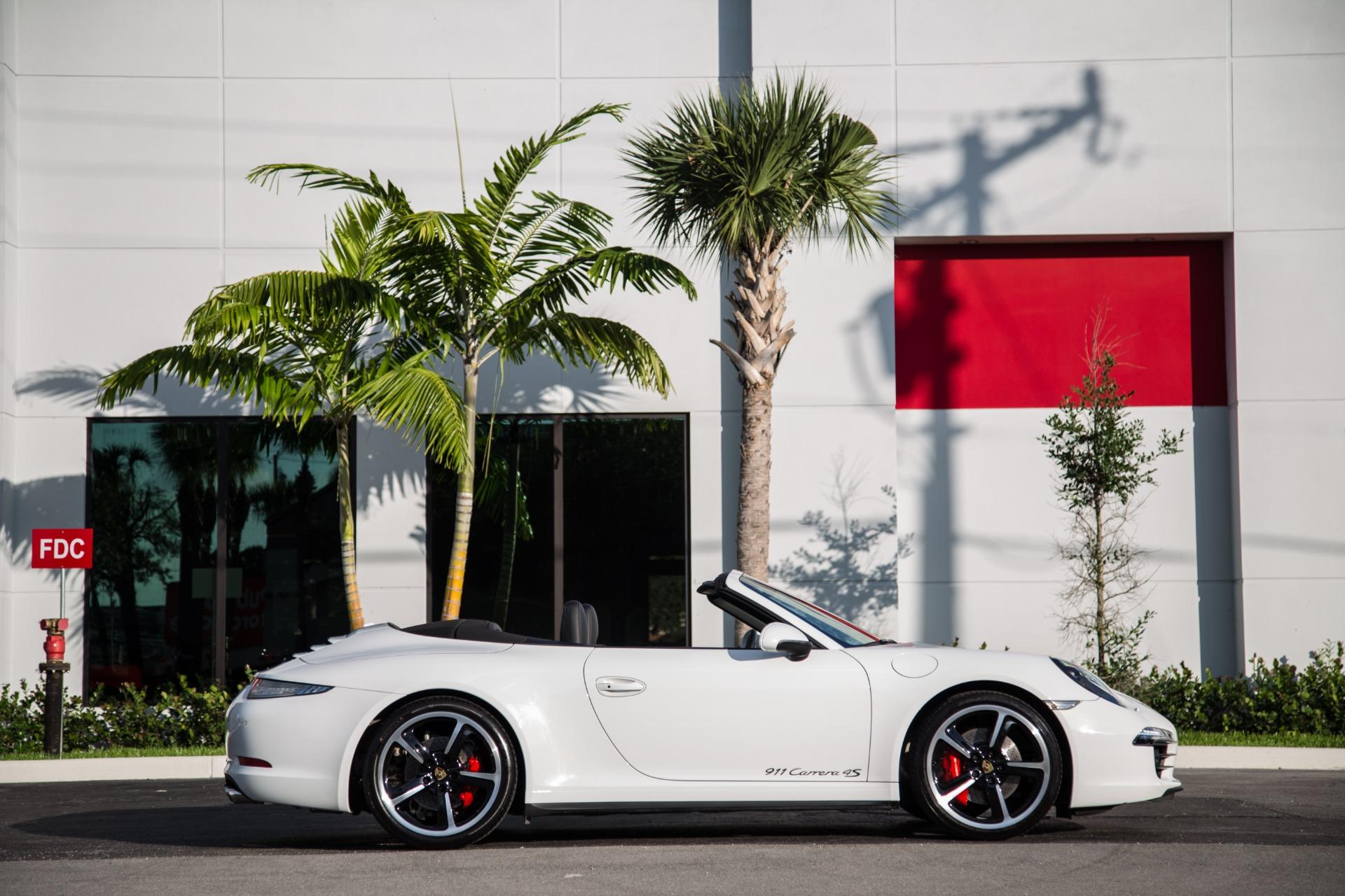 Used-2015-Porsche-911-Carrera-4S