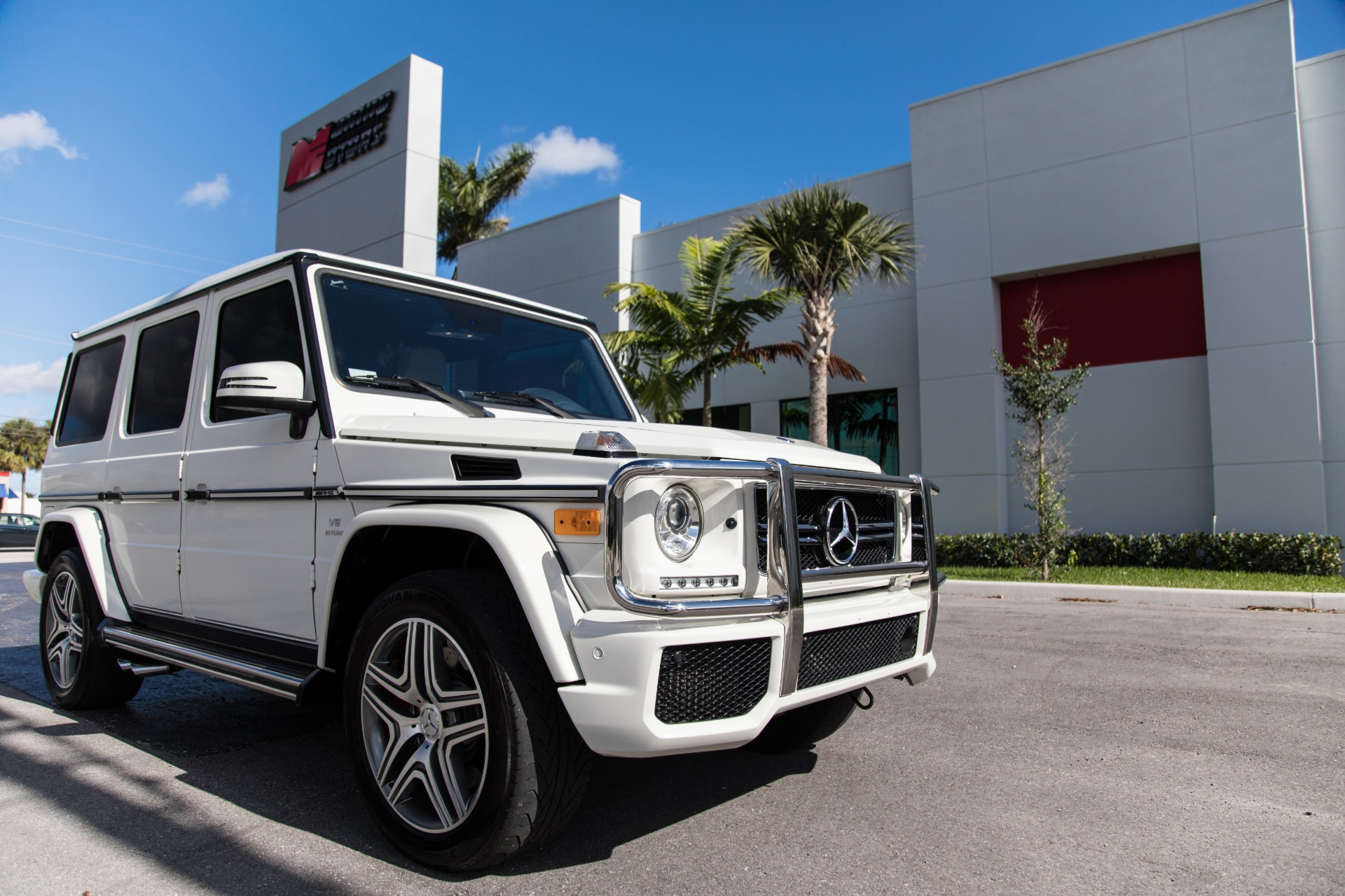 Used 2013 Mercedes Benz G Class G 63 Amg For Sale 79 900 Marino