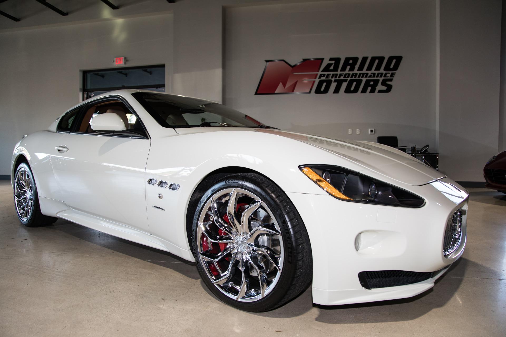 Used 2012 Maserati GranTurismo S Automatic For Sale ...