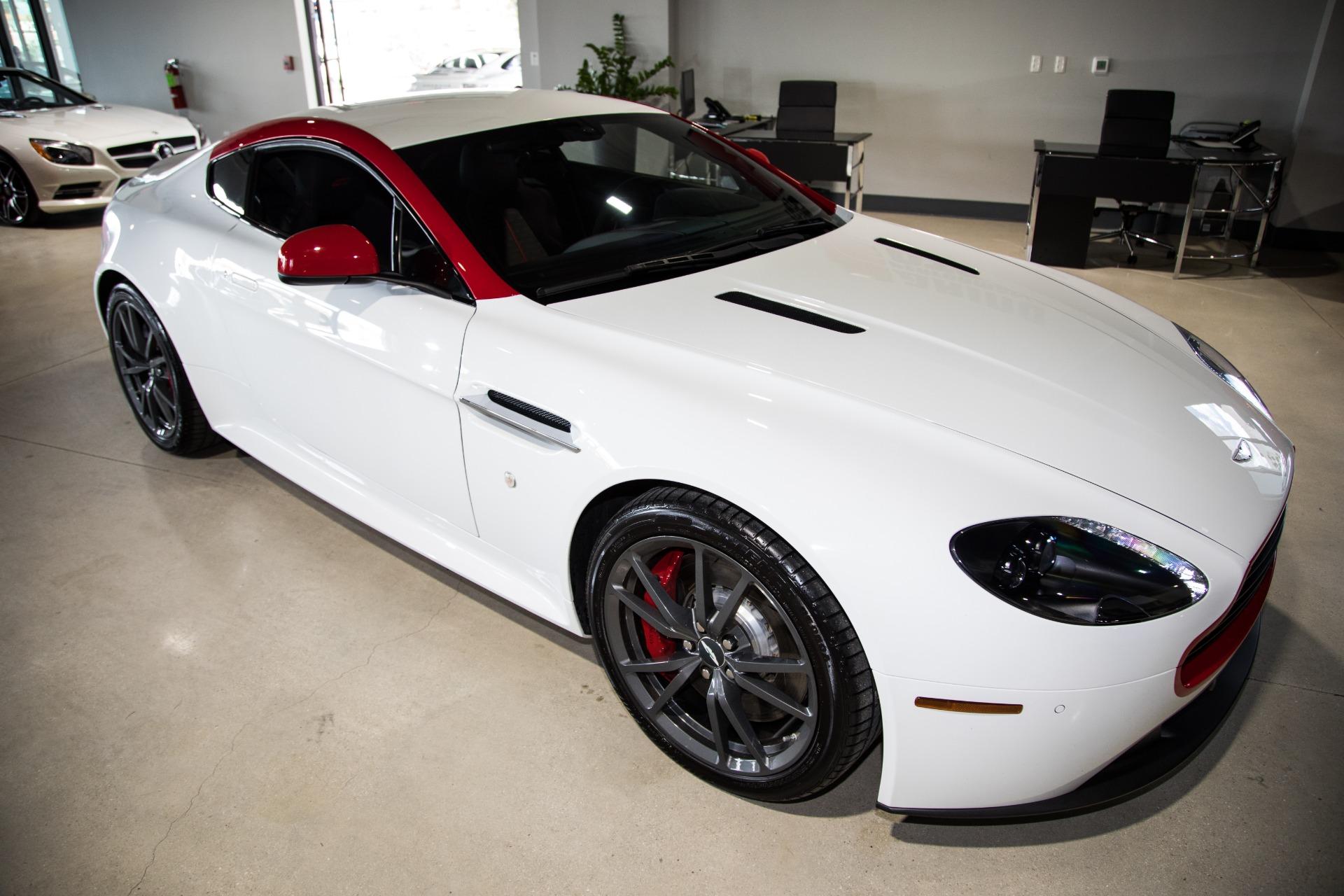 Used 2015 Aston Martin V8 Vantage Gt For Sale 74 900 Marino Performance Motors Stock C19044