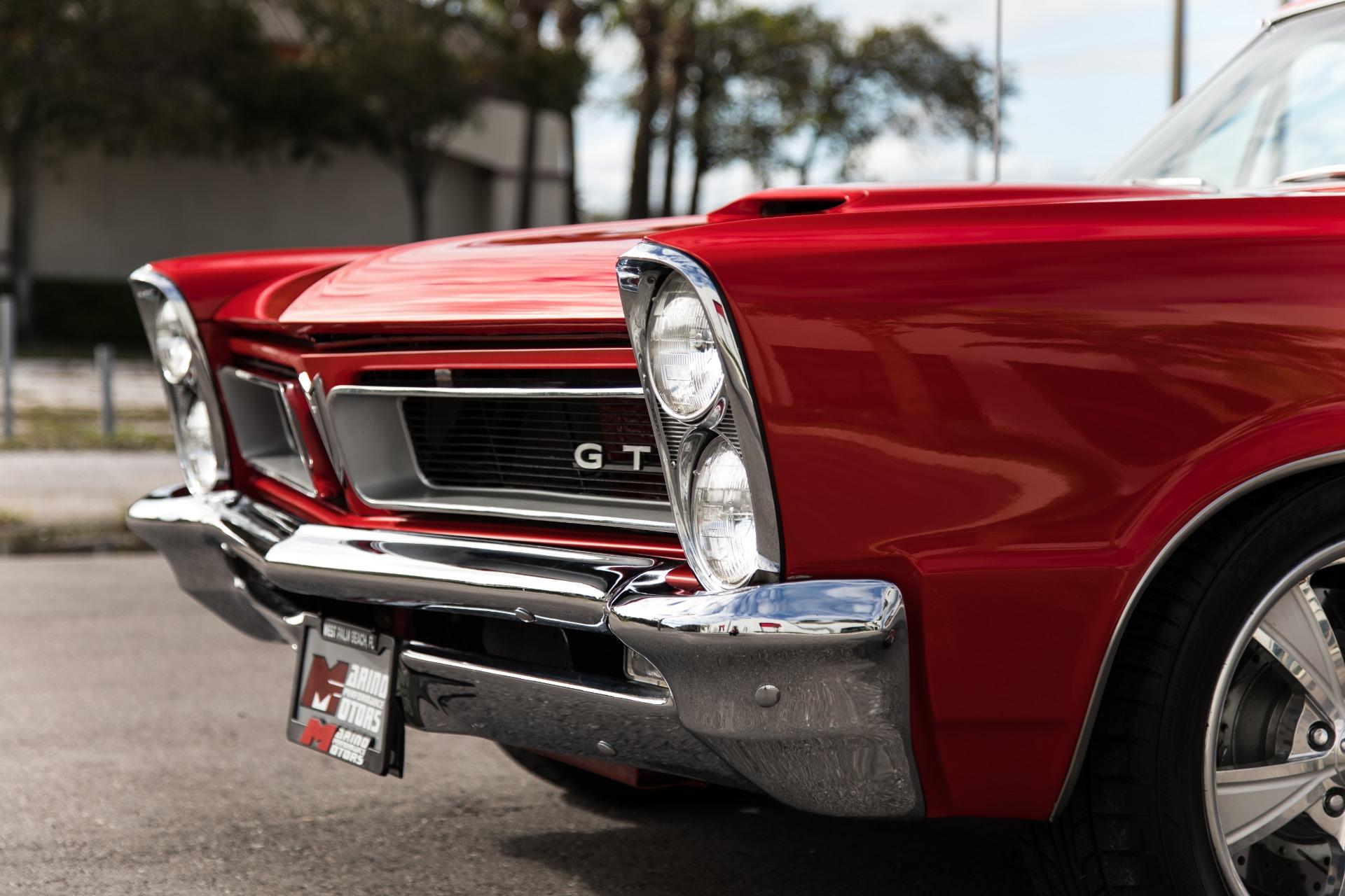 Used-1965-Pontiac-GTO