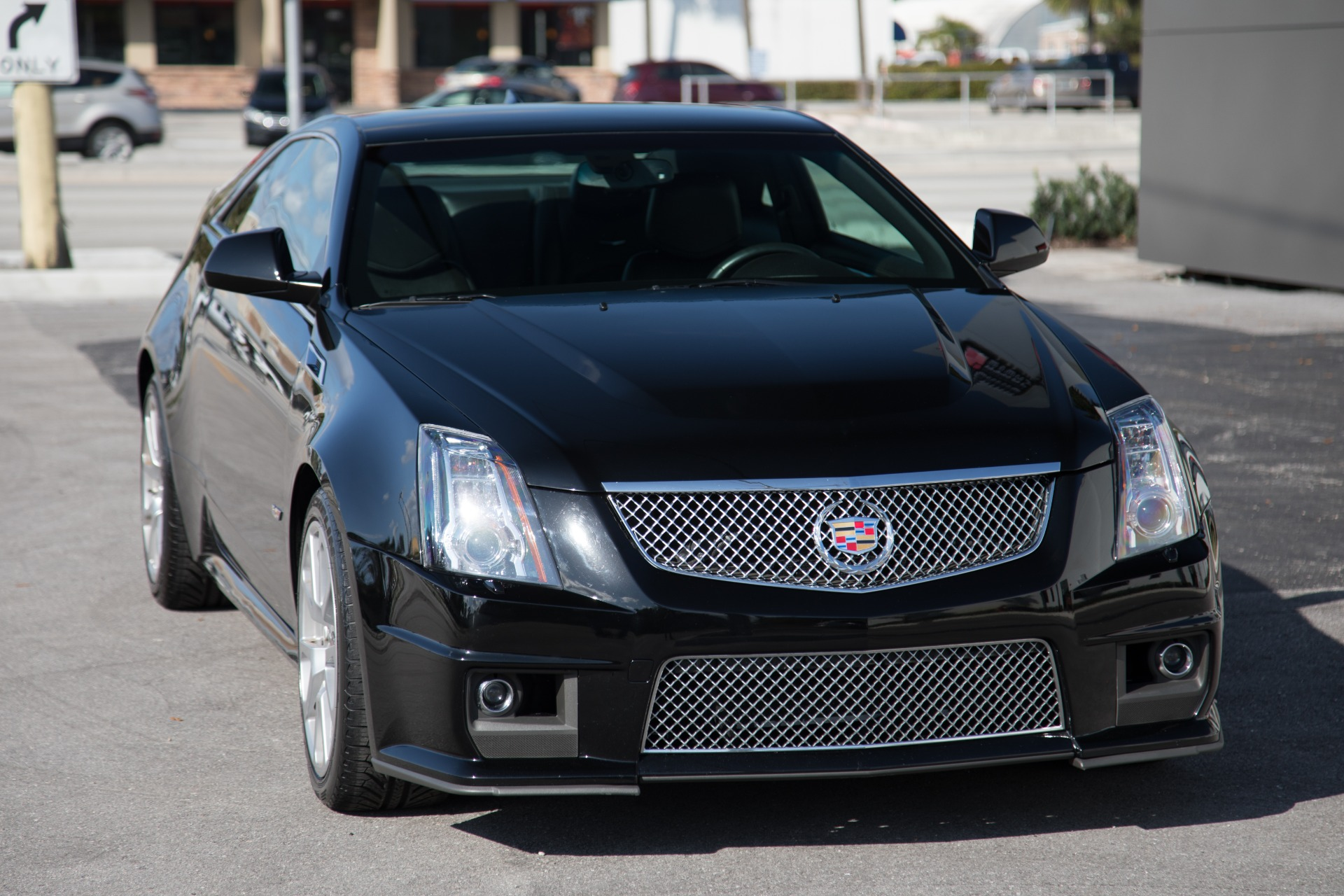 Cadillac Cts Coupe For Sale >> Used 2014 Cadillac CTS-V For Sale ($38,900) | Marino ...