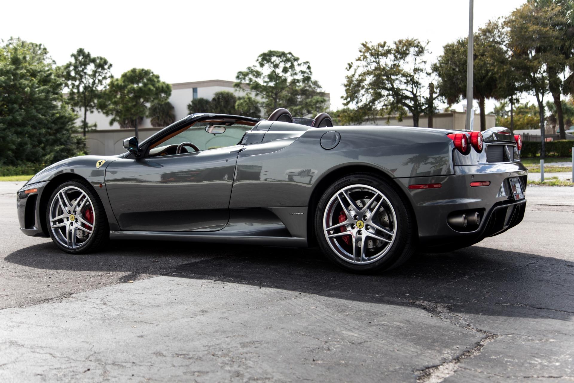 Used-2007-Ferrari-F430-F1-Spider