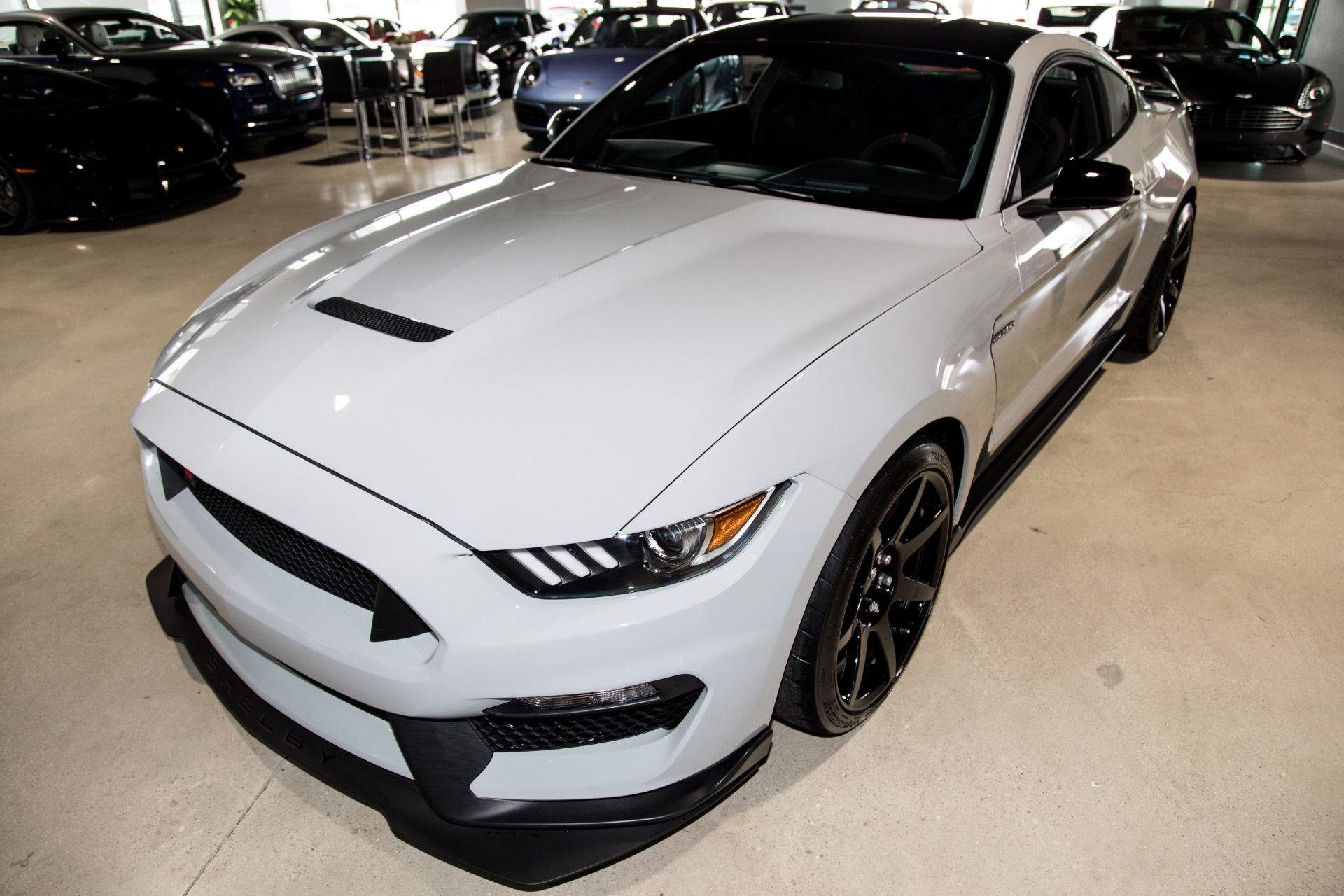 Used 2016 Ford Mustang Shelby GT350R For Sale ($62,900) | Marino Performance Motors Stock #524754