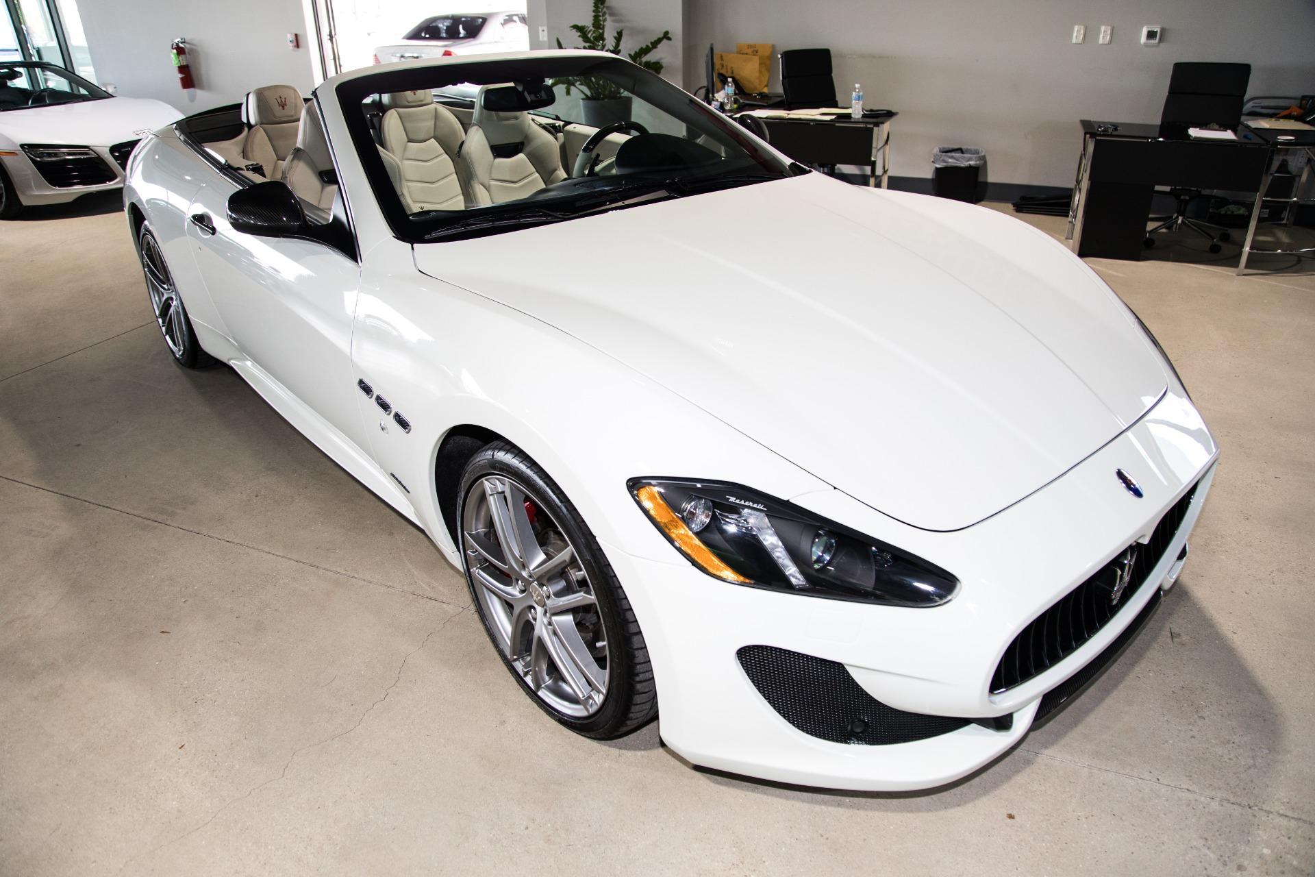 Used 2016 Maserati GranTurismo Sport For Sale ($89,900 ...