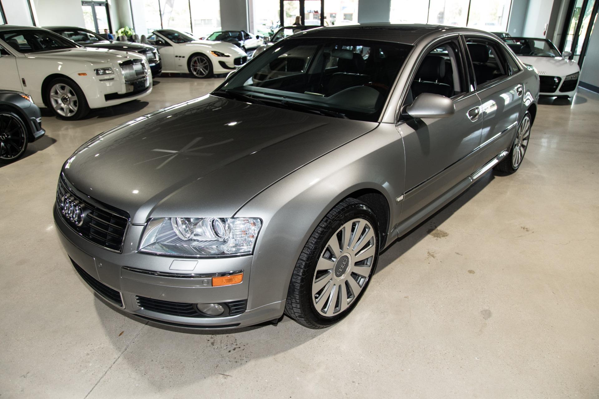 Used 2005 Audi A8 L Quattro
