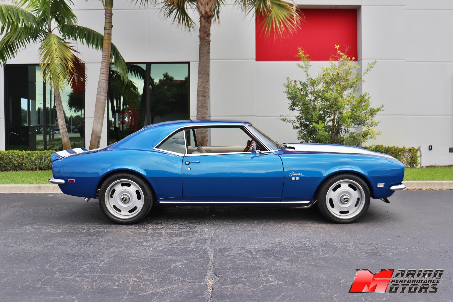 Used-1968-Chevrolet-Camaro-SS