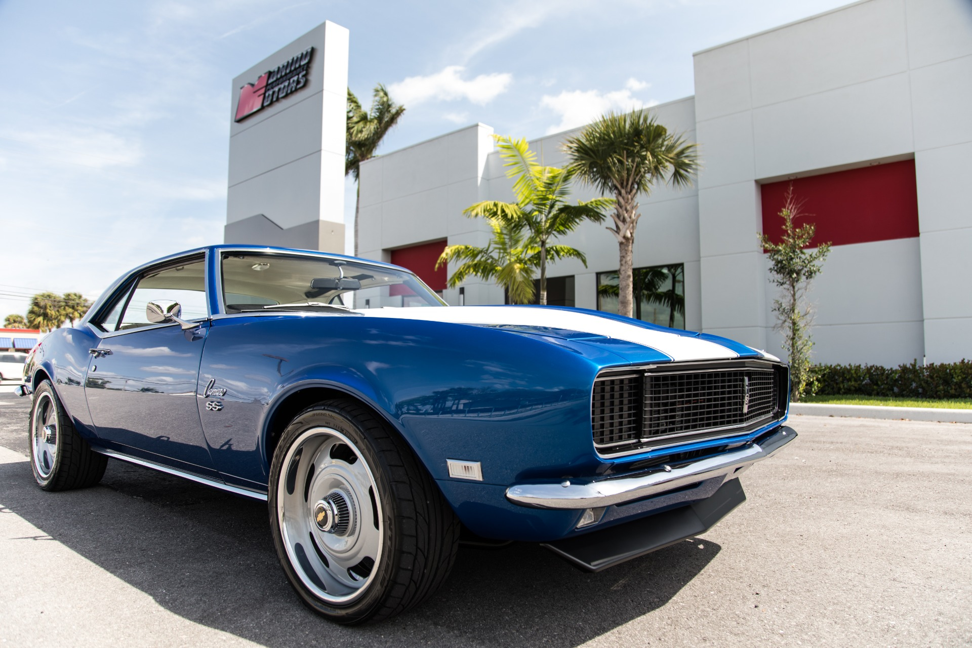 Used 1968 Chevrolet Camaro SS For Sale (Special Pricing