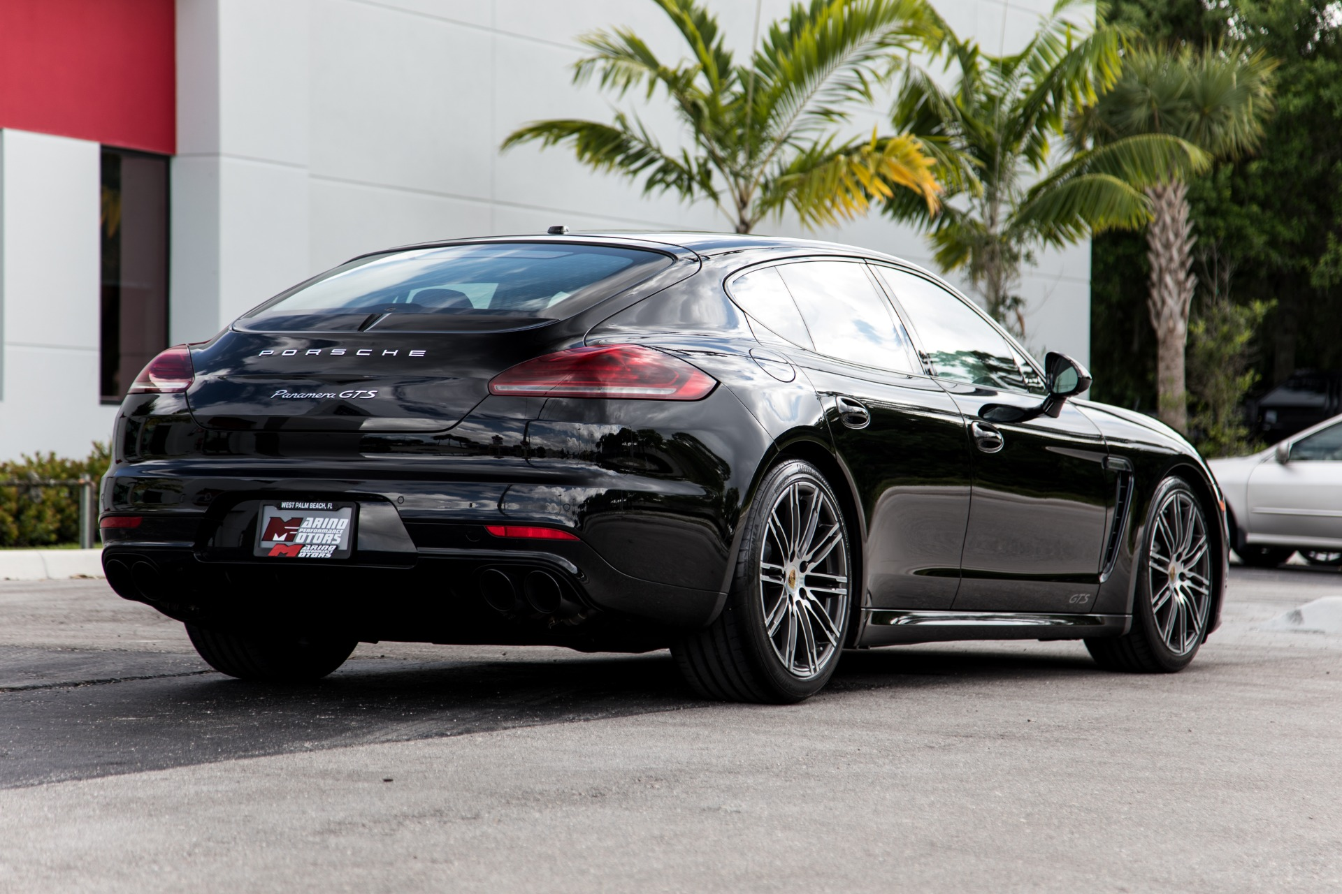 Used 2016 Porsche Panamera Gts For Sale 74 900 Marino Performance Motors Stock 080731