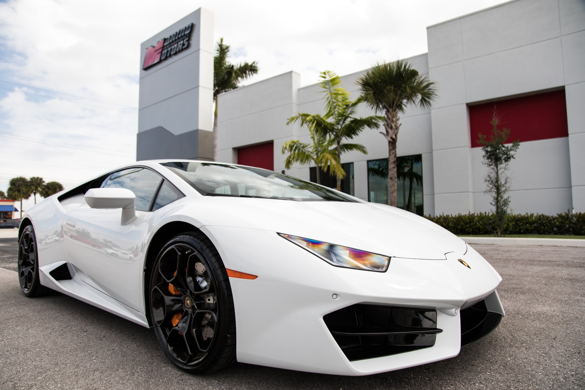 Used 2018 Lamborghini Huracan Lp 580 2 For Sale 209 900 Marino