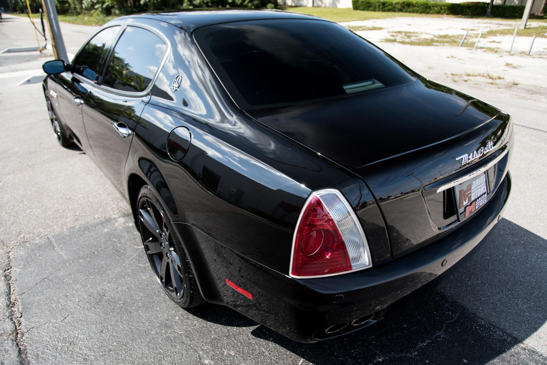 Used 2008 Maserati Quattroporte Sport GT Automatic For ...