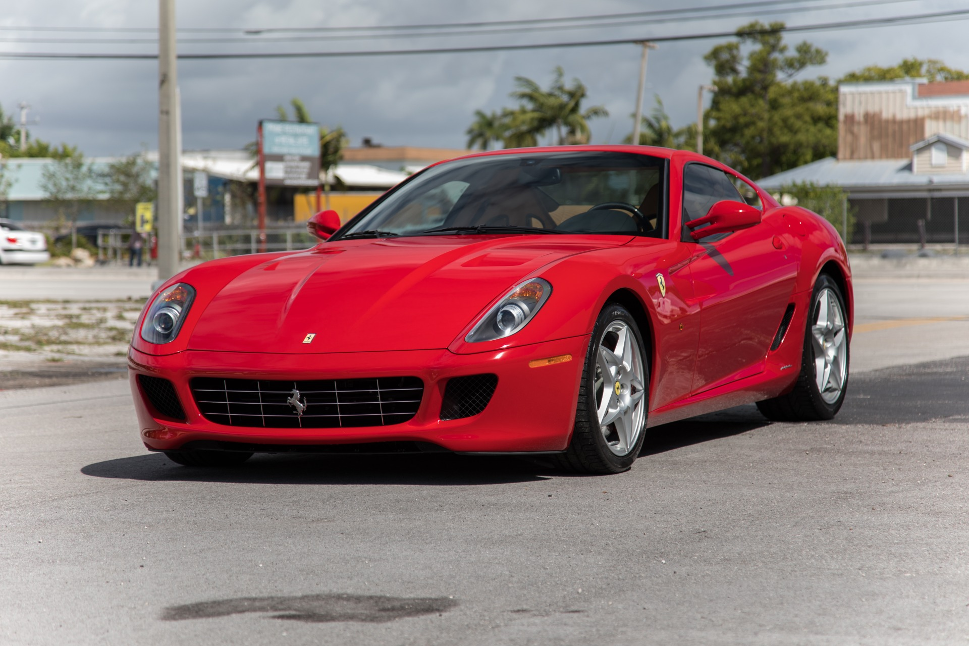 Used 2007 Ferrari 599 Gtb Fiorano F1 For Sale 139 900 Marino Performance Motors Stock 150131