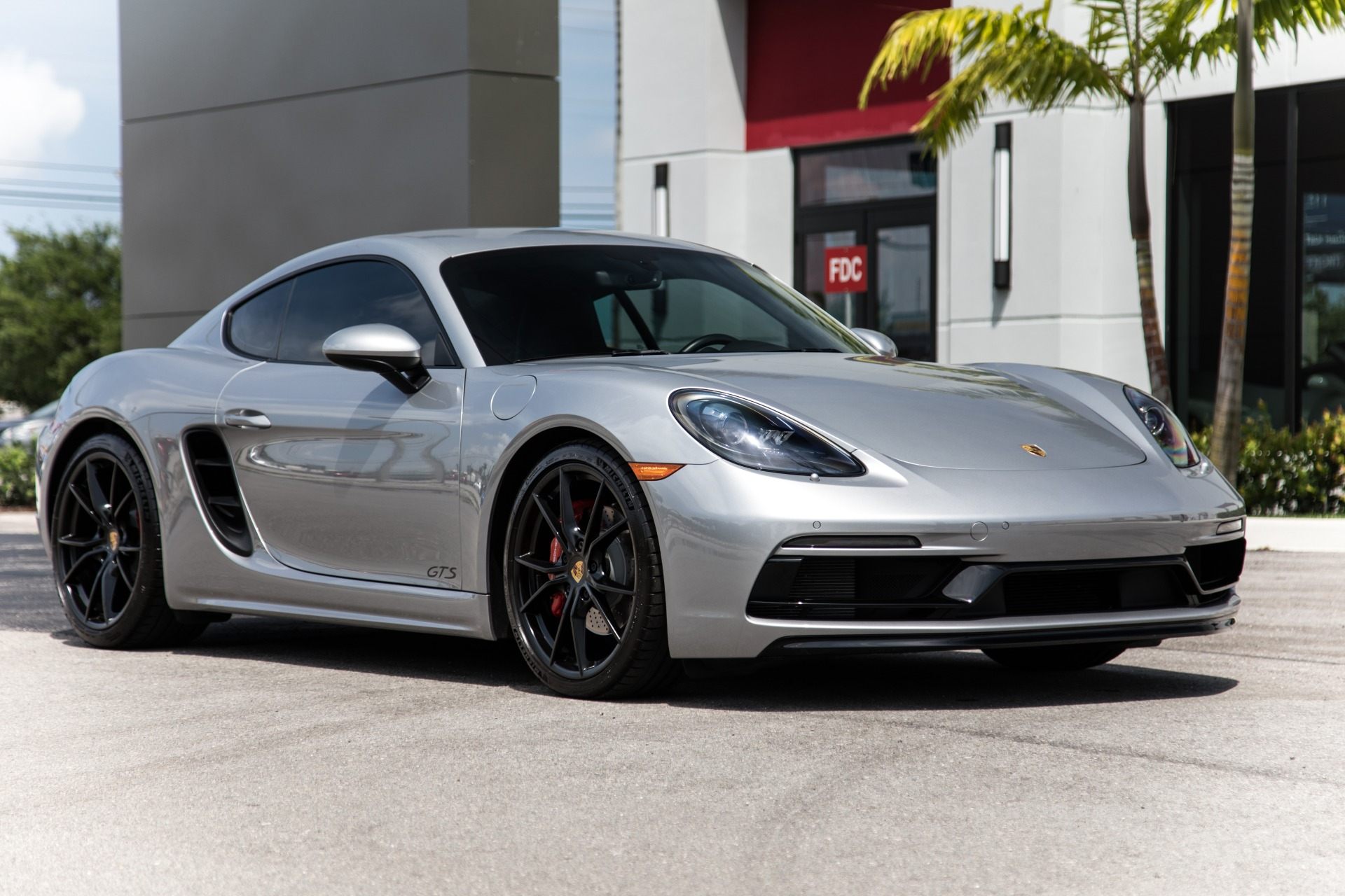 Used 2019 Porsche 718 Cayman GTS For Sale ($77,900 ...