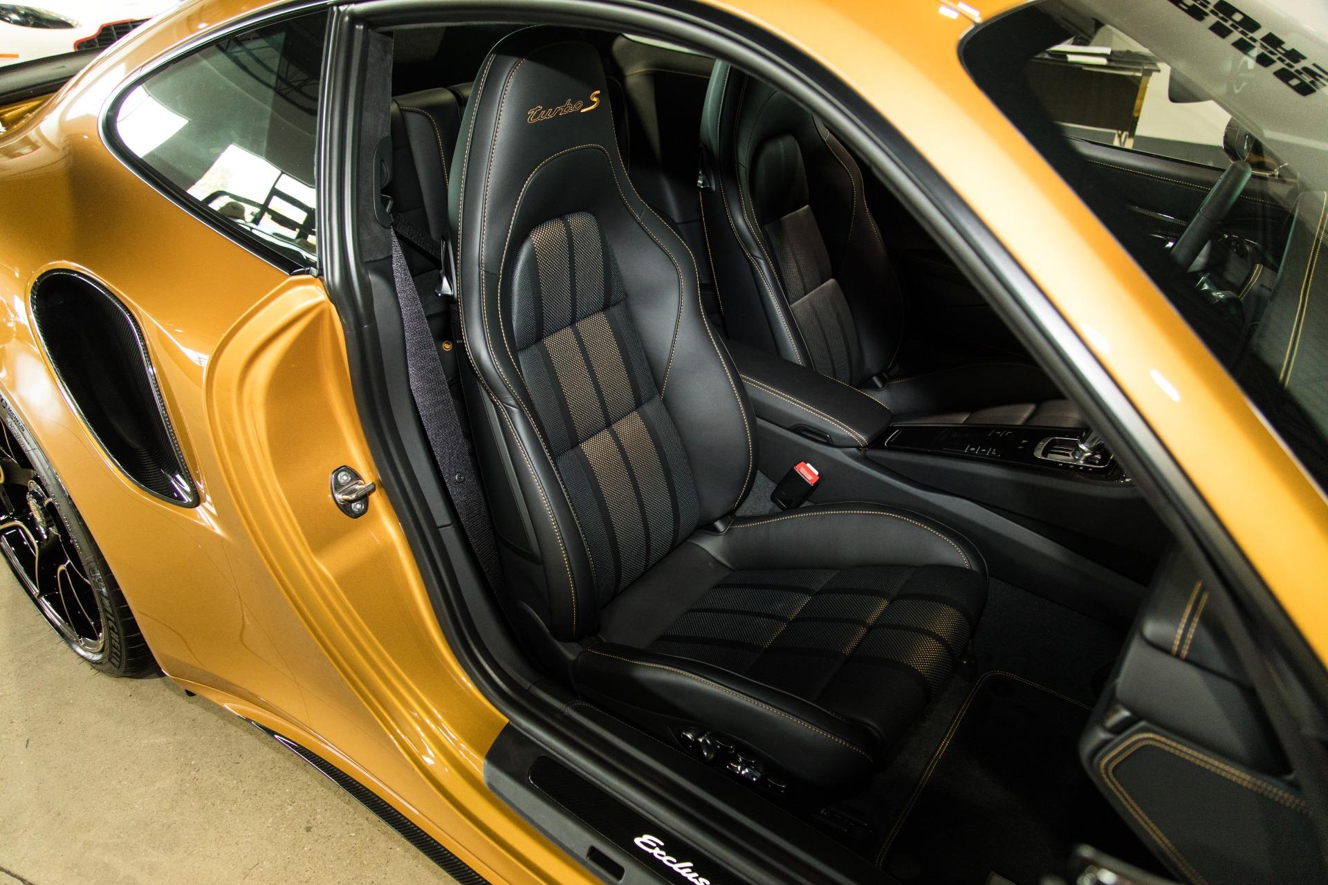 Used-2018-Porsche-911-Turbo-S-Exclusive-Series