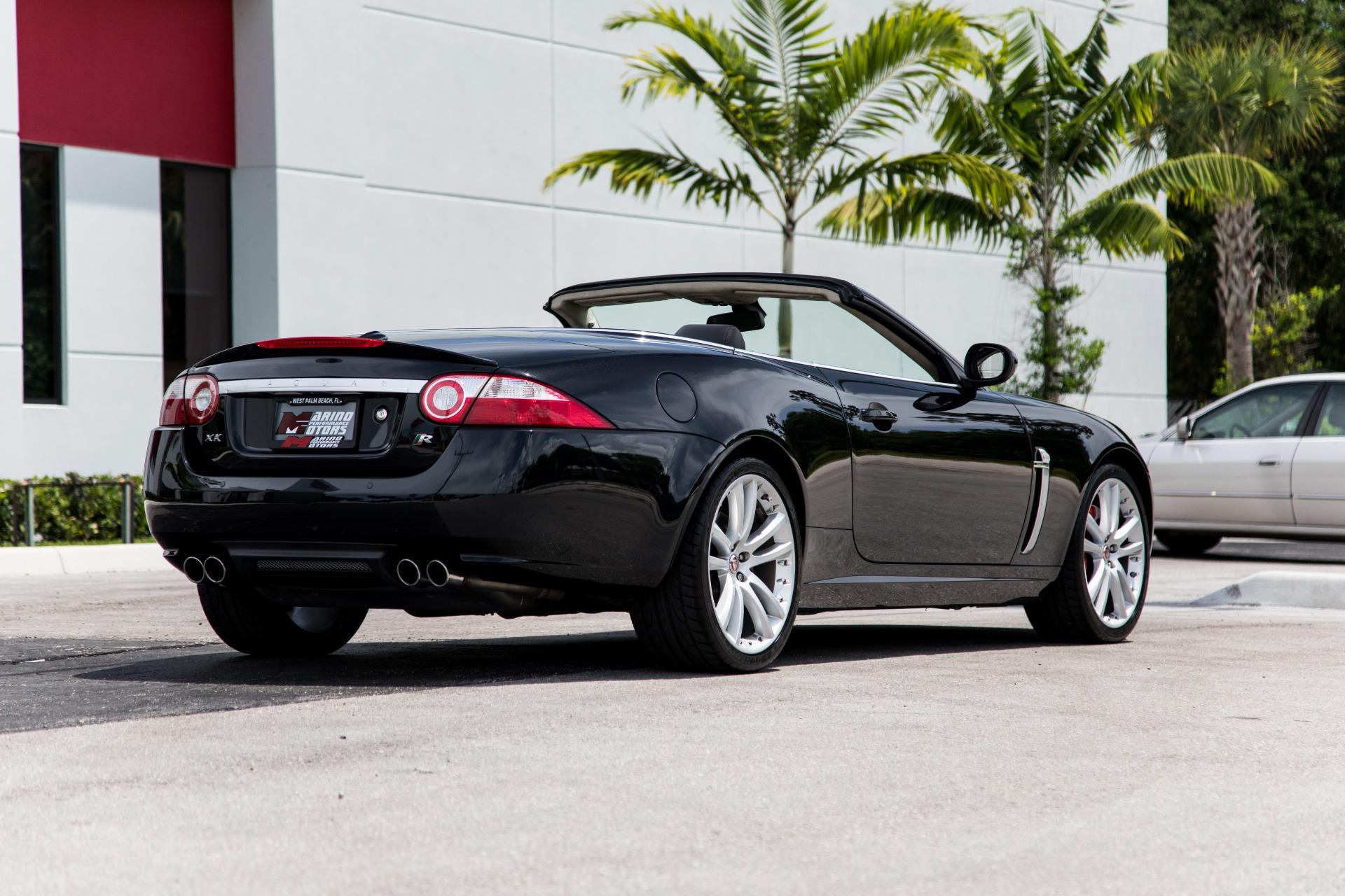 Used 2008 Jaguar XK-Series XKR For Sale ($32,900) | Marino ...
