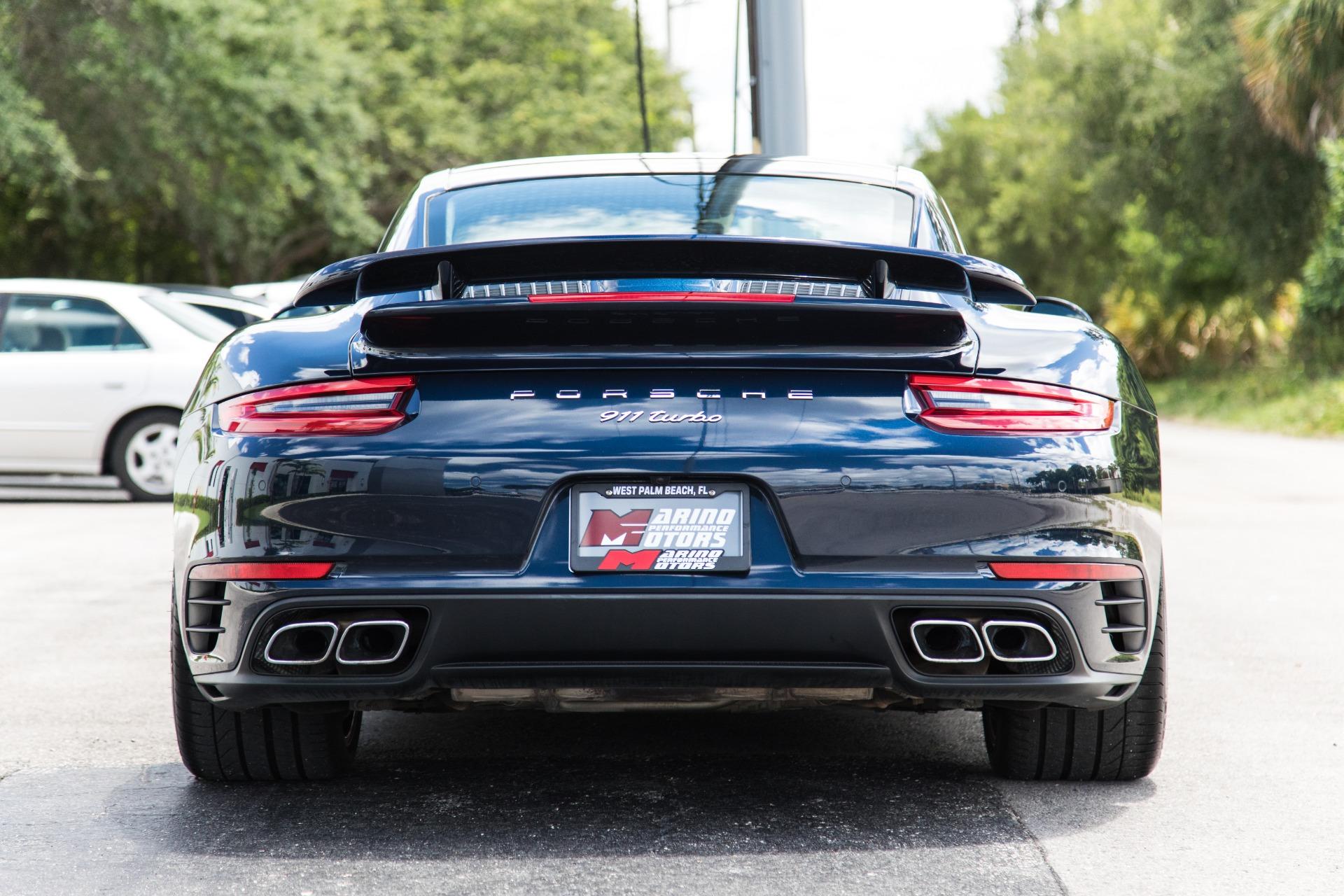 Used-2017-Porsche-911-Turbo